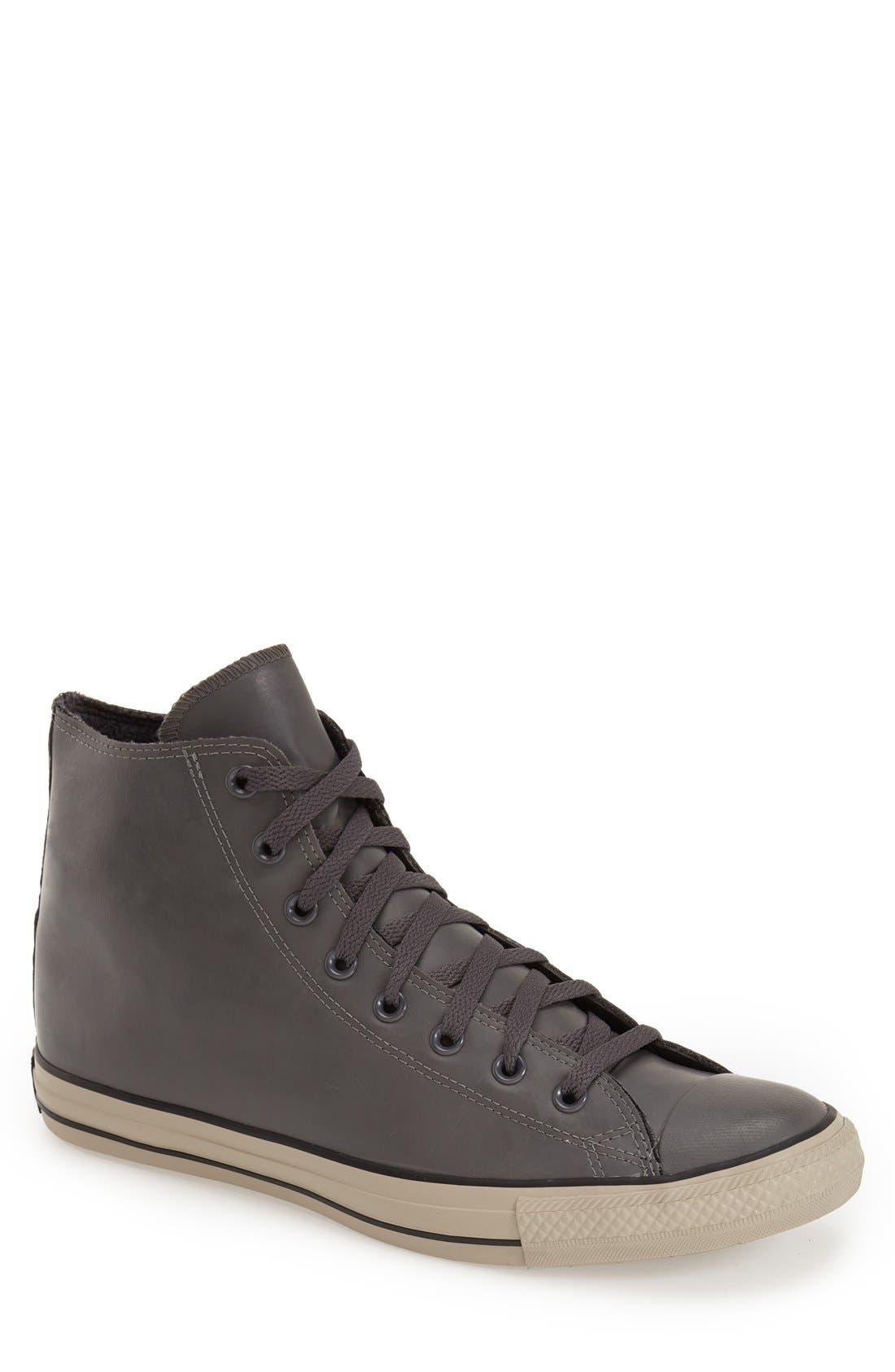 Alternate Image 1 Selected - Converse Chuck Taylor® All Star® Rubber High Top Sneaker (Men)