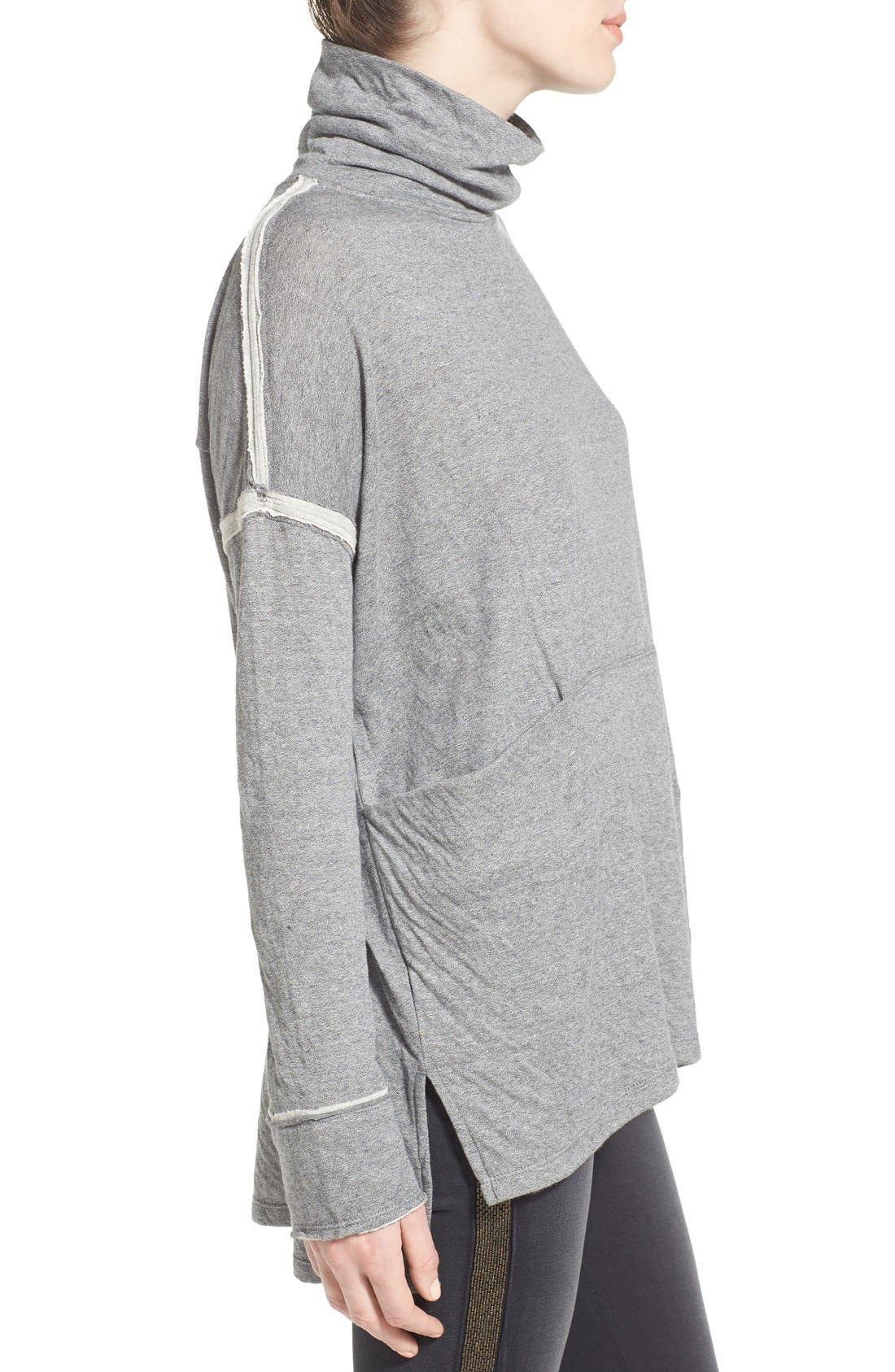 Alternate Image 3  - Free People 'Long Flight' Pullover