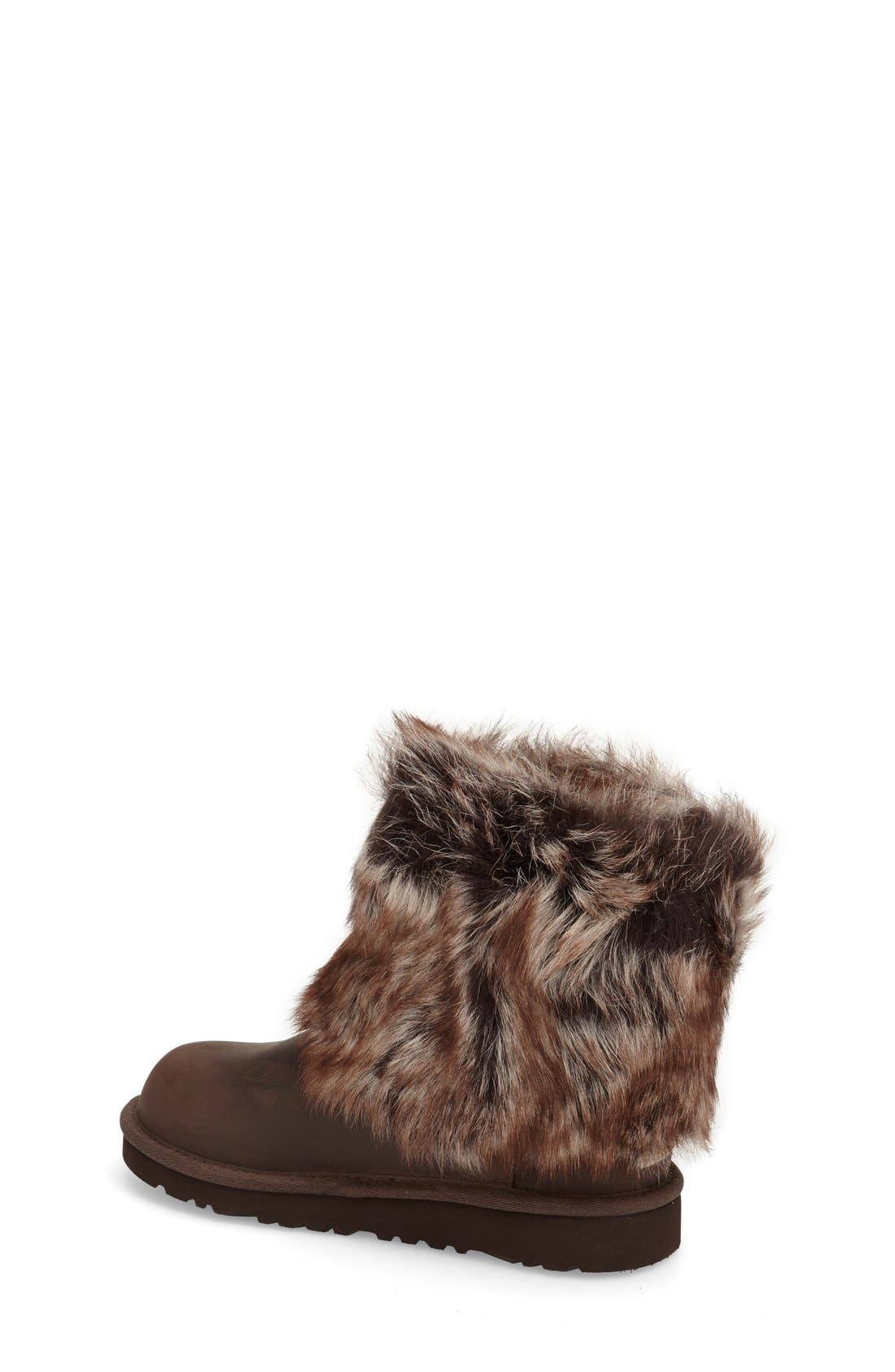Alternate Image 2  - UGG® 'Ellee' Boot (Toddler, Little Kid & Big Kid)