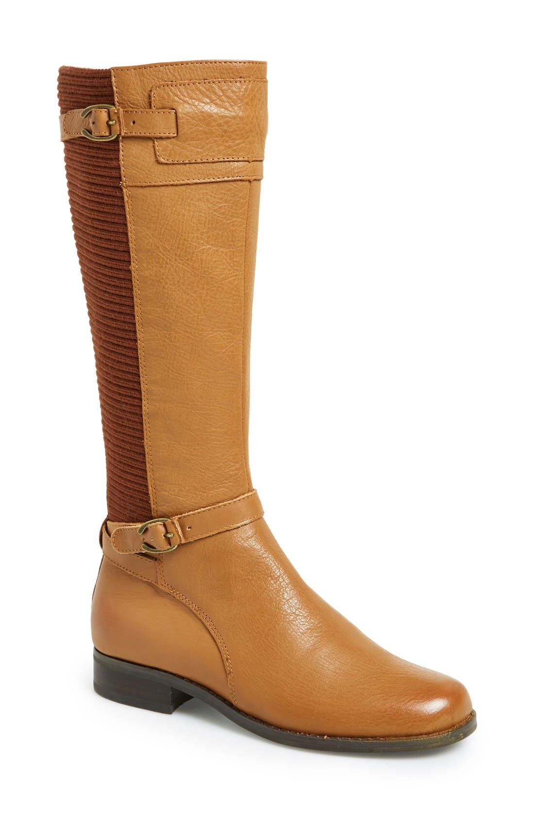 Alternate Image 1 Selected - Aetrex 'Chelsea' Riding Boot