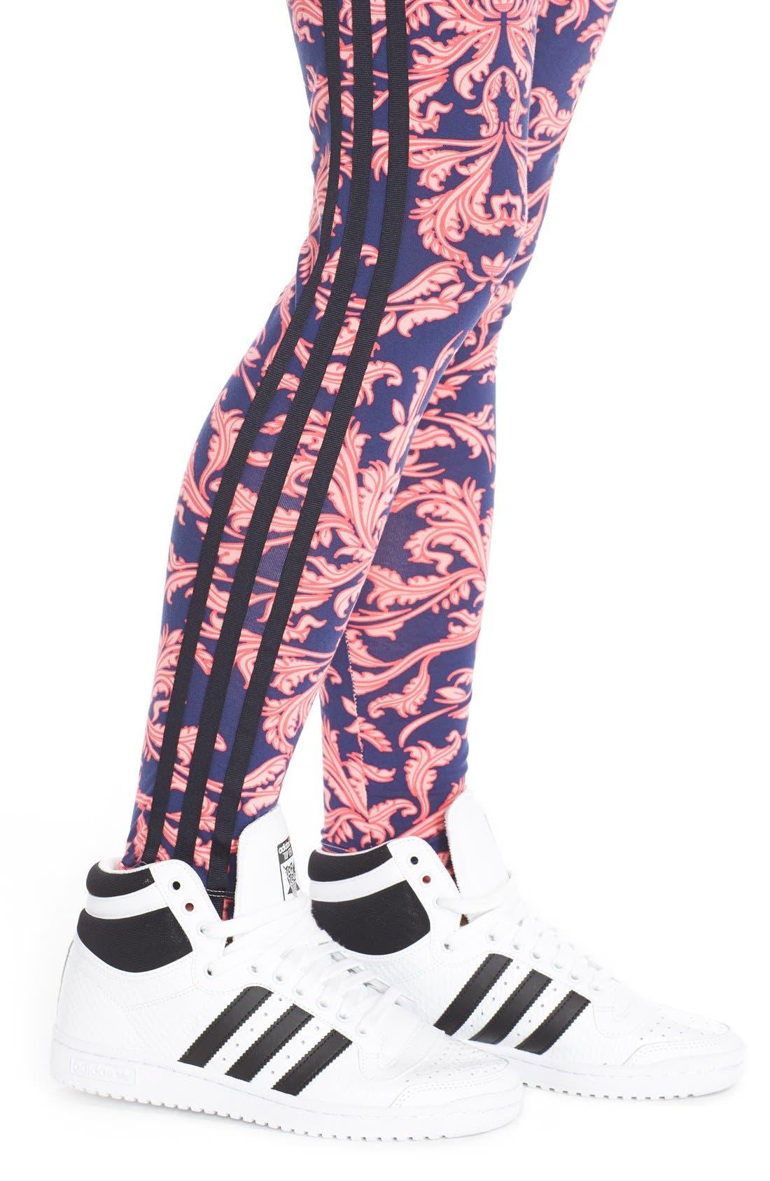 Alternate Image 4  - adidas Originals 'AOP' Leggings