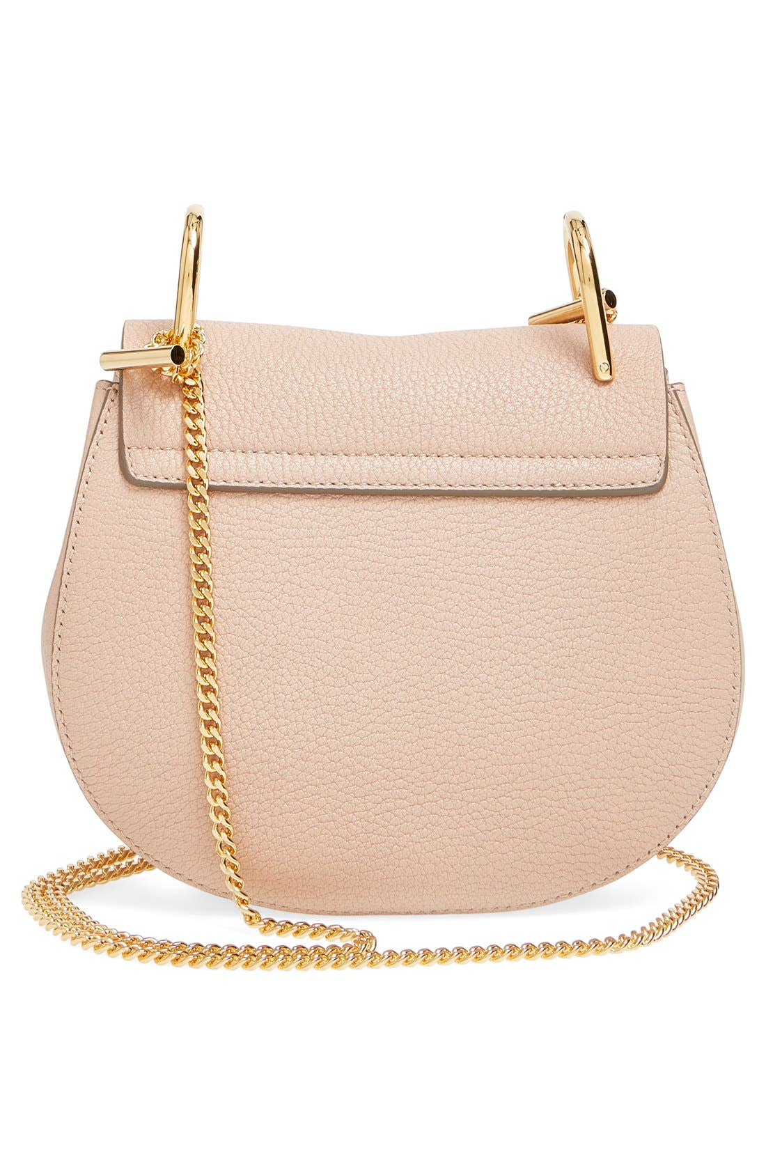 Alternate Image 3  - Chloé 'Mini Drew' Leather Shoulder Bag