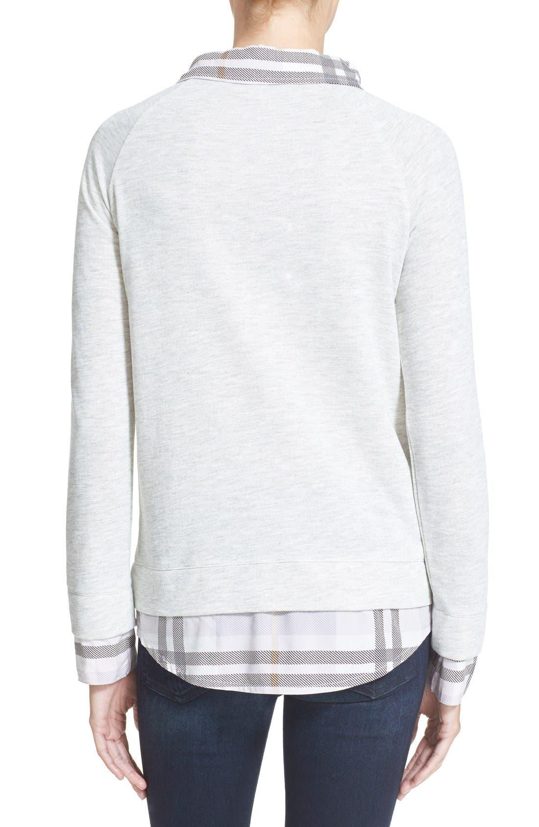 Alternate Image 2  - Soft Joie 'Diadem' Layered Pullover