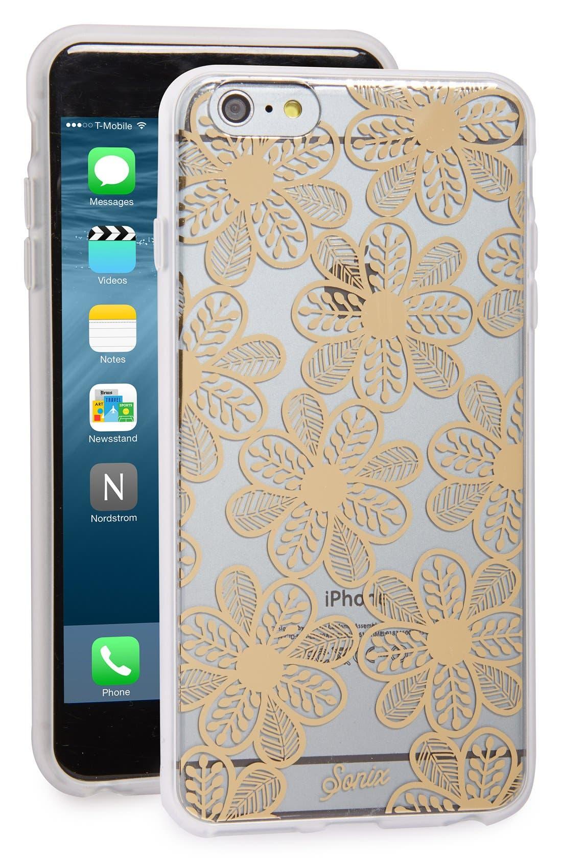 Alternate Image 1 Selected - Sonix 'Boho Floral' iPhone 6 Plus & 6s Plus