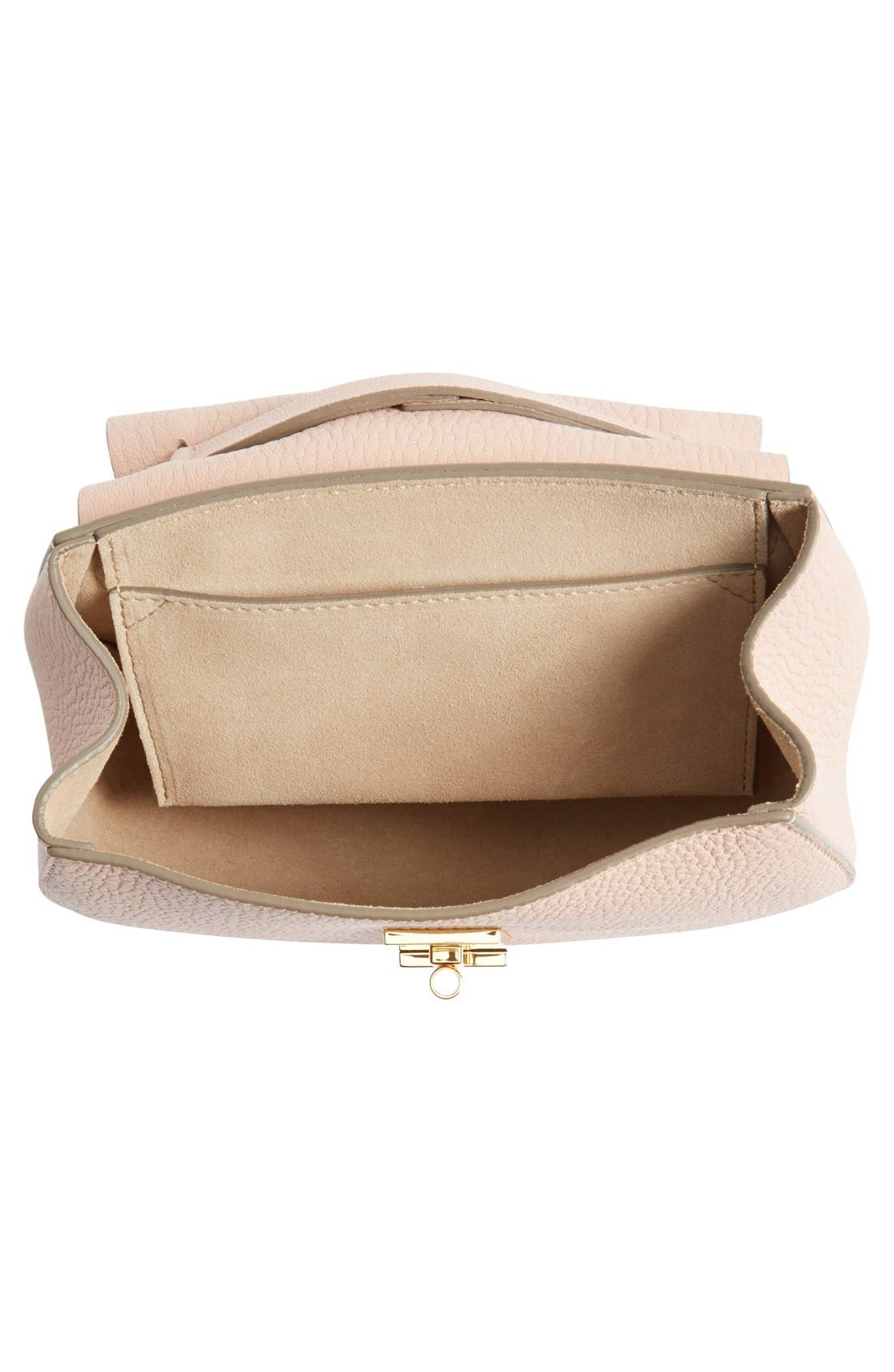 Alternate Image 4  - Chloé 'Mini Drew' Leather Shoulder Bag
