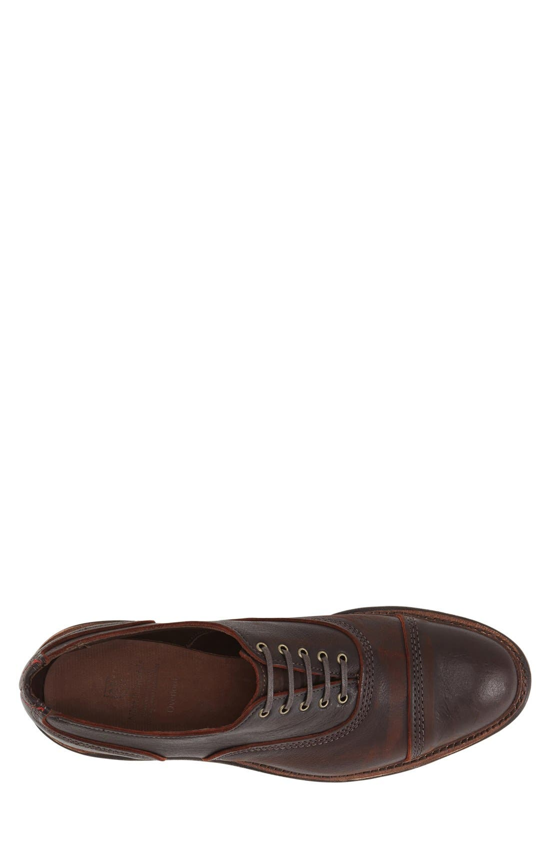 Alternate Image 3  - Allen Edmonds 'Overlord' Water Resistant Cap Toe Oxford (Men)