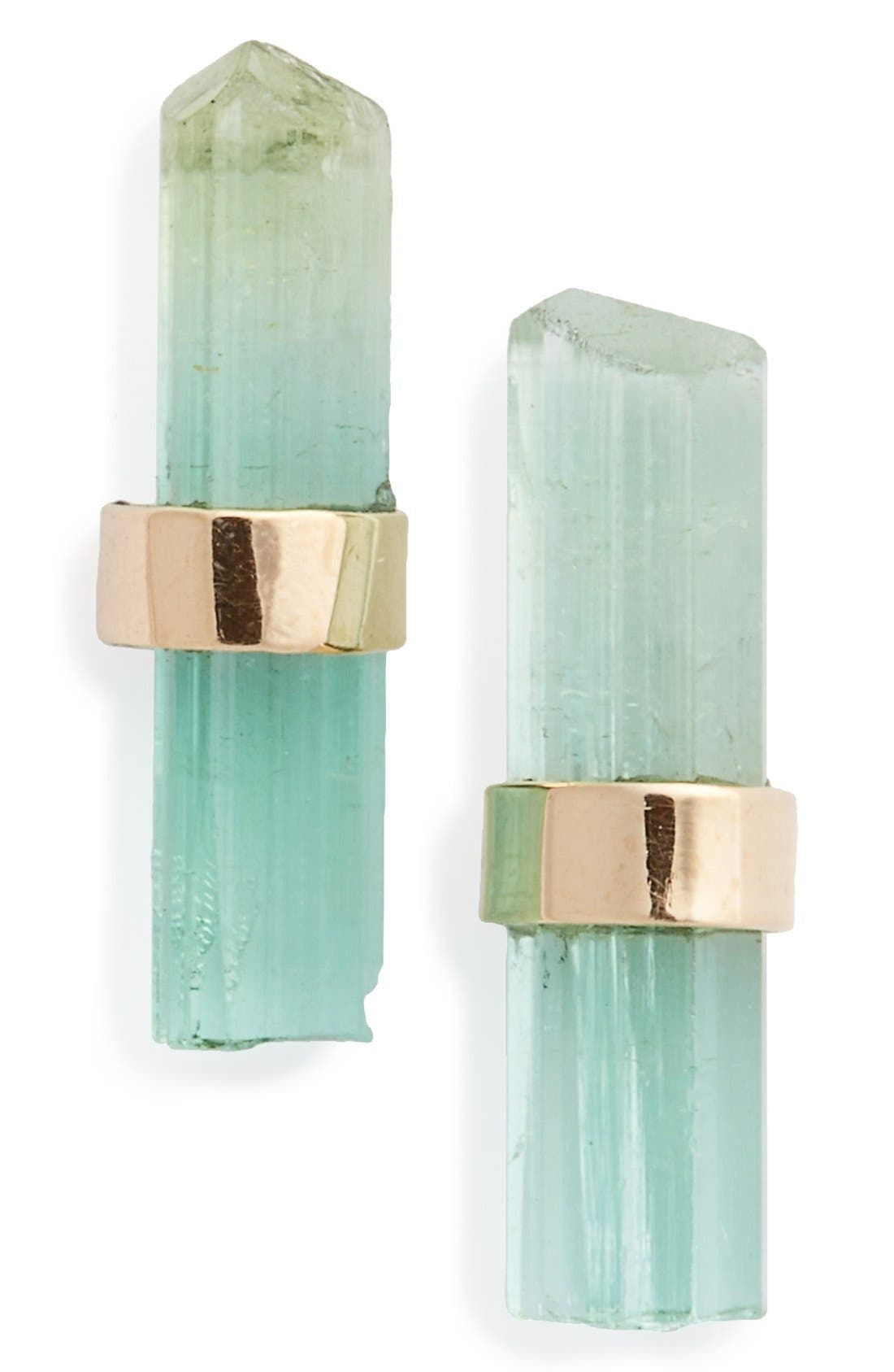 Alternate Image 1 Selected - Melissa Joy Manning Semiprecious Stone Earrings