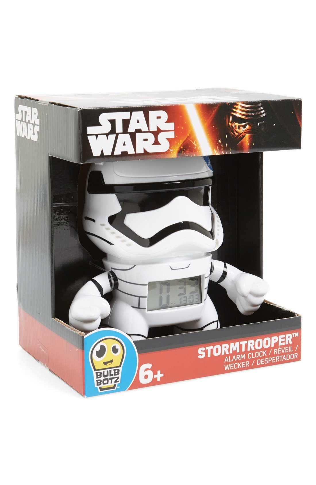 BULB BOTZ 'Star Wars™ - Stormtrooper' Light-Up Alarm