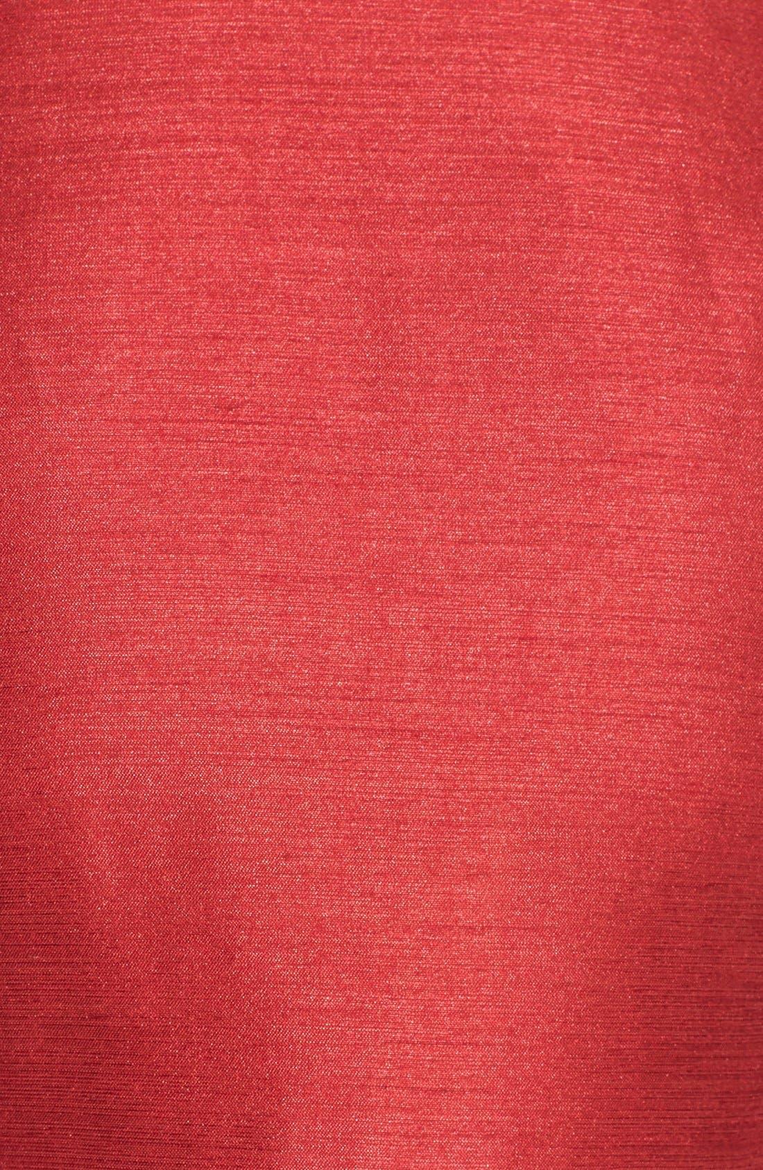 Alternate Image 6  - Soprano Bow Back Fit & Flare Dress