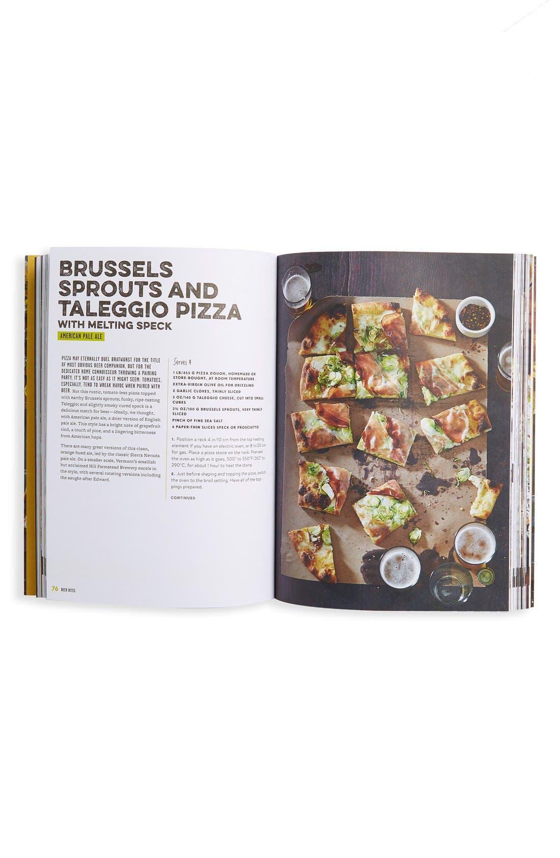 Alternate Image 2  - 'Beer Bites' Beer & Food Pairing Recipe Book