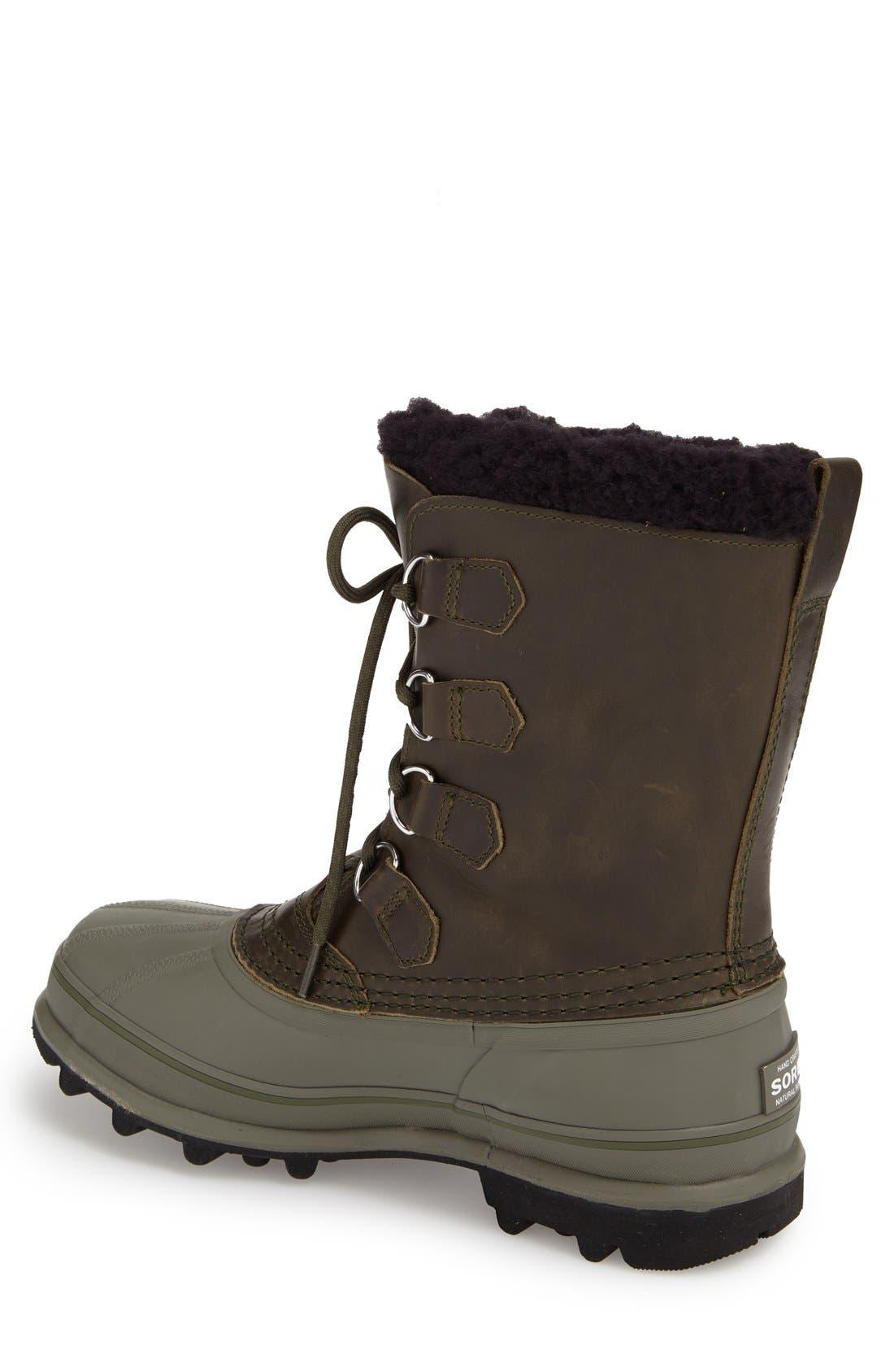 Alternate Image 2  - SOREL 'Caribou' Snow Boot