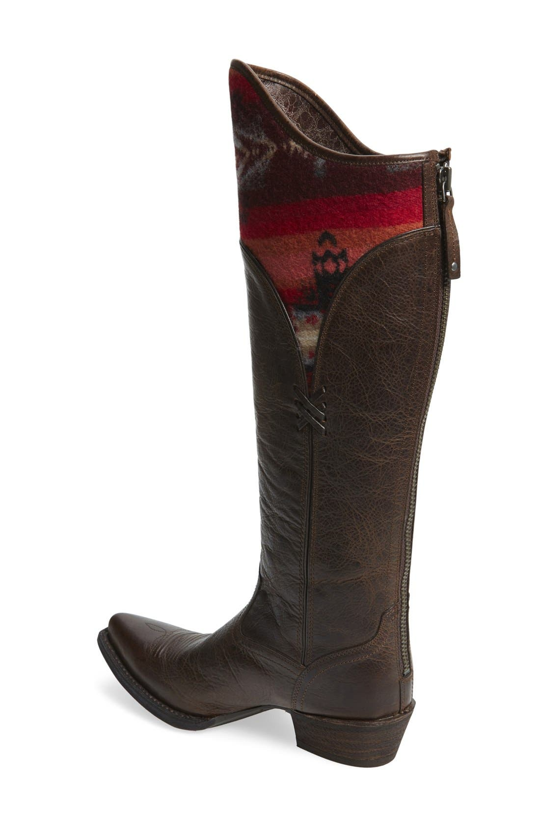 Alternate Image 2  - Ariat 'Caldera' Western Boot (Women)