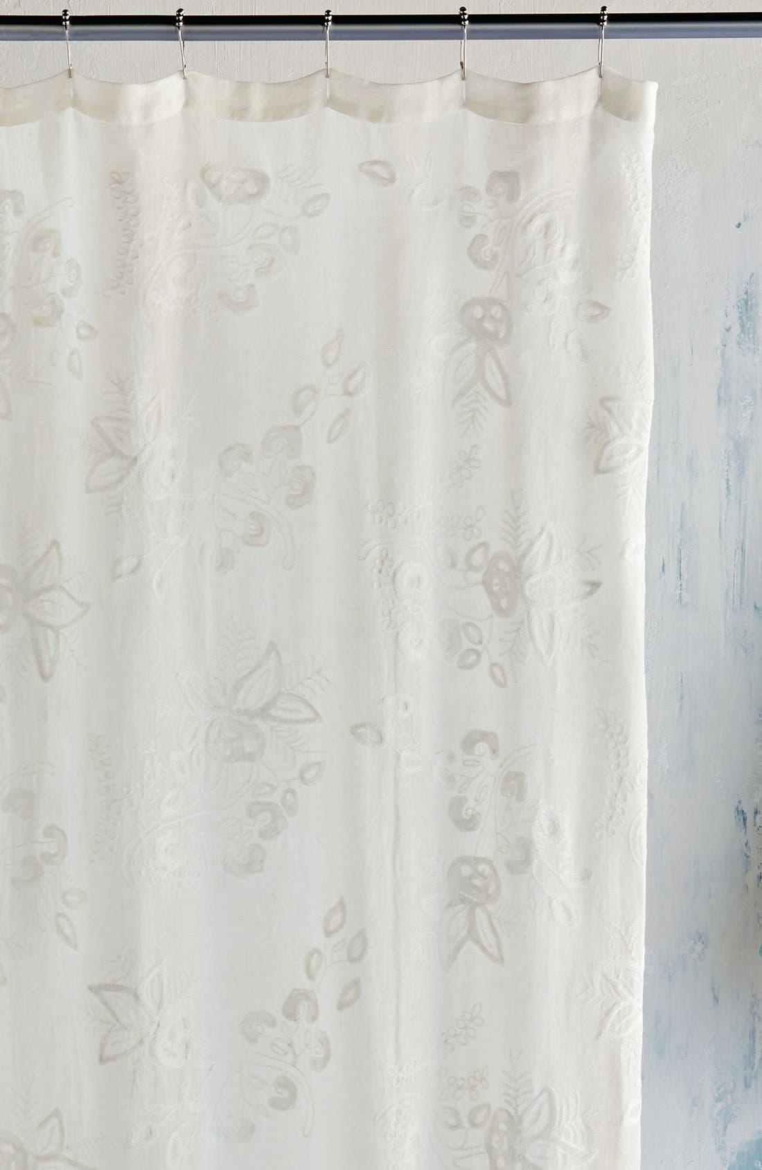 JOHN ROBSHAW 'Pasak' Shower Curtain