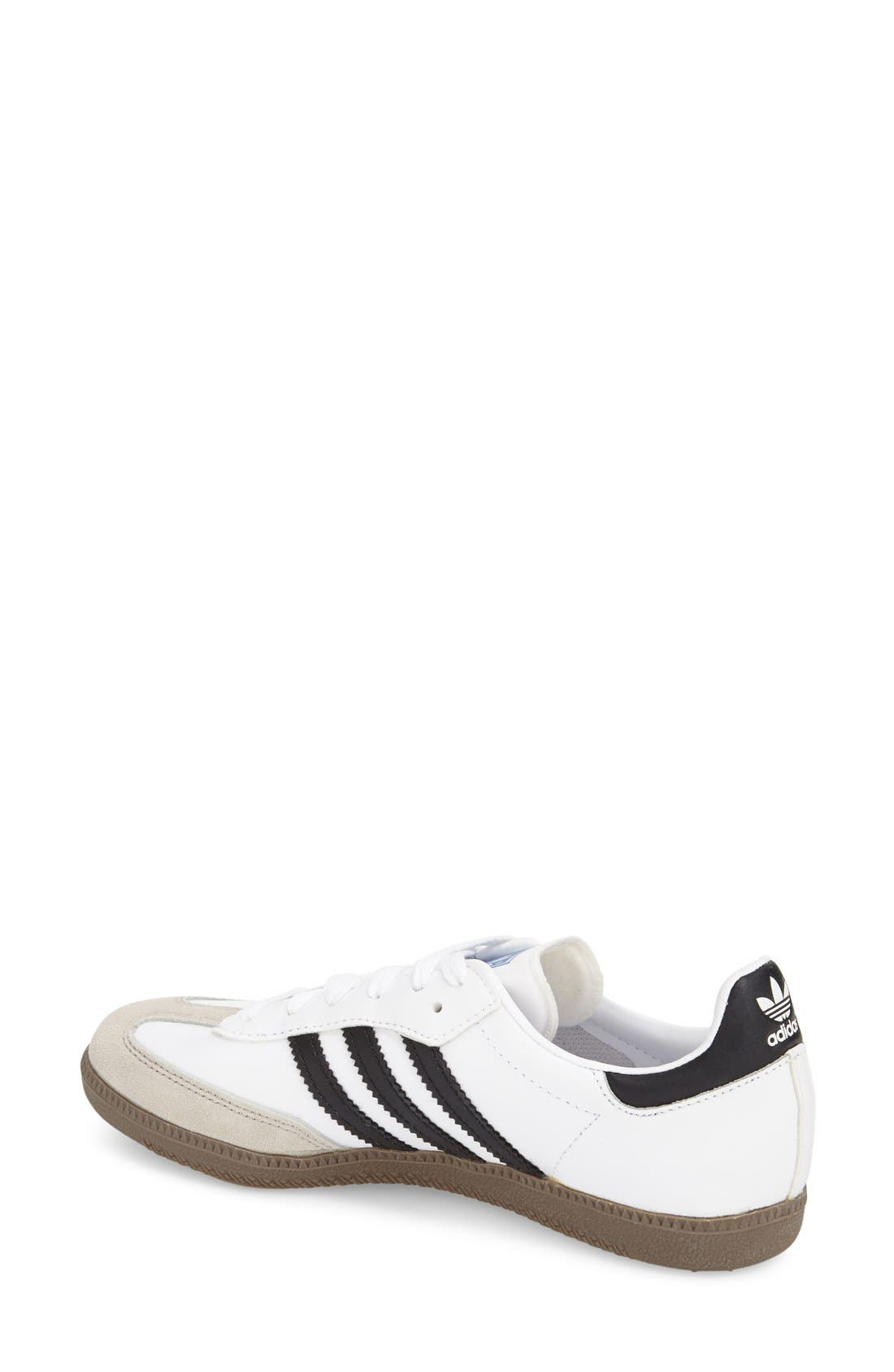 Alternate Image 2  - adidas 'Samba' Sneaker (Women)