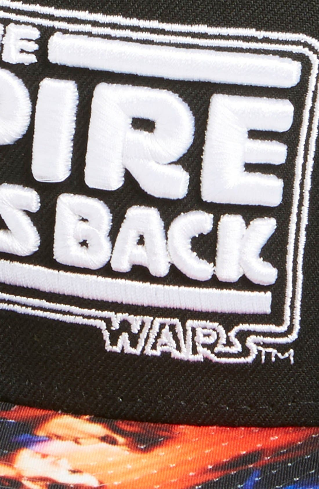 Alternate Image 2  - New Era Cap 'Star Wars: The Empire Strikes Back' Snapback Cap
