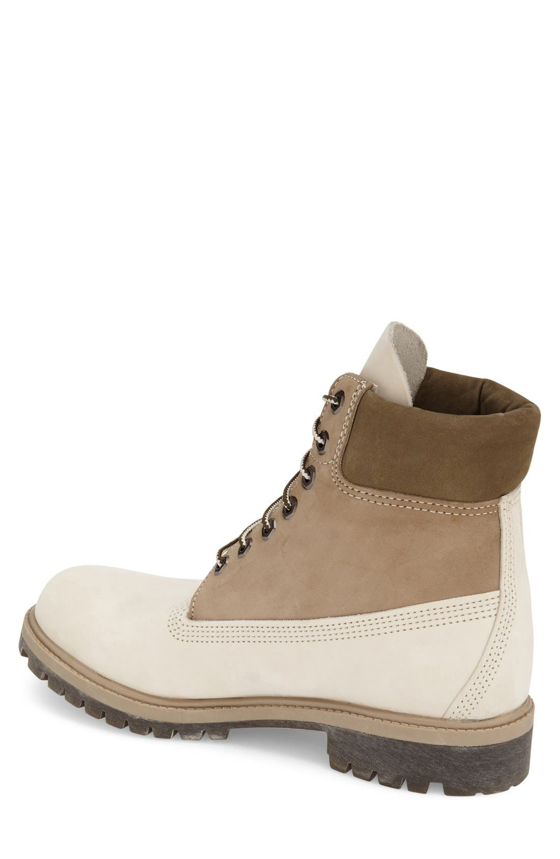 Alternate Image 4  - Timberland 'Premium Tone on Tone' Waterproof Boot (Men)
