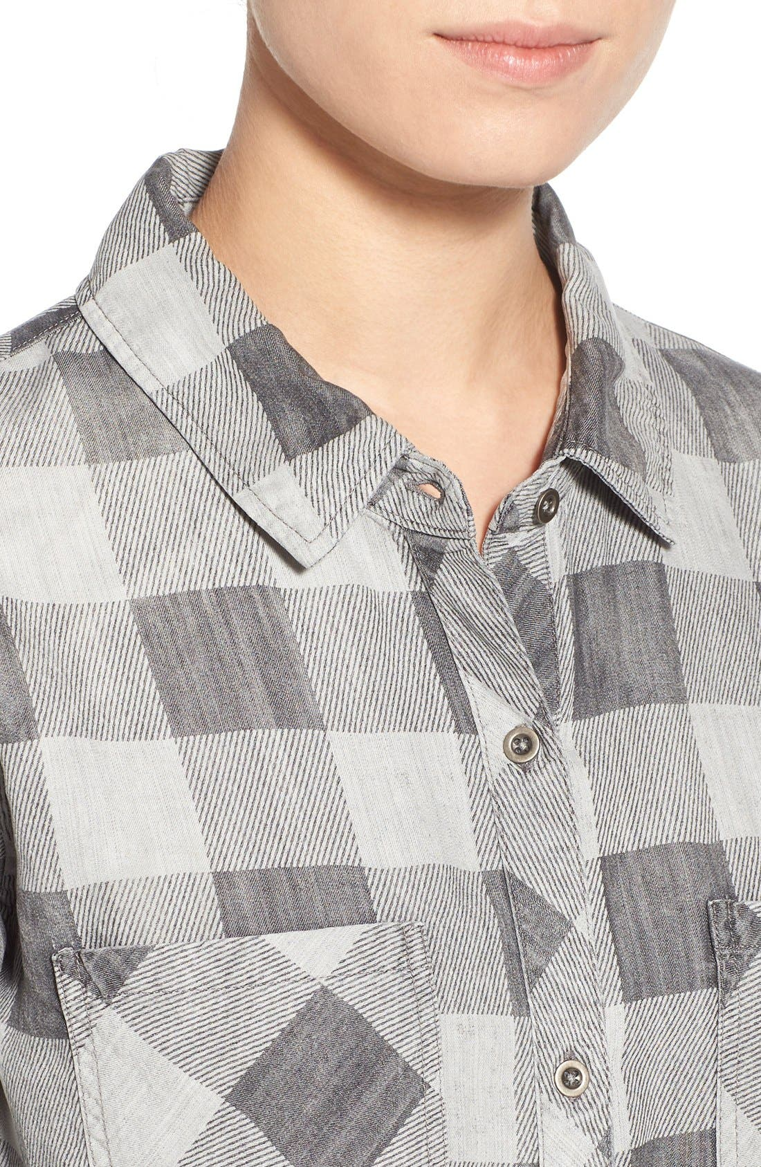 Alternate Image 4  - Rails 'Carter' Buffalo Check Shirt