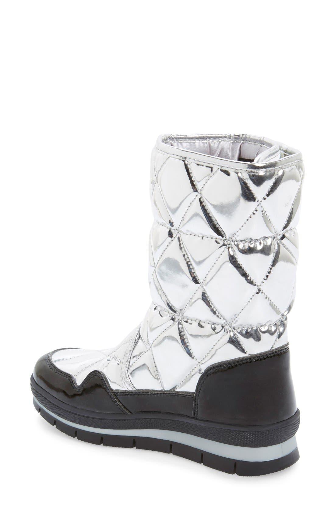 Alternate Image 2  - JOG DOG Waterproof Quilted Boot (Women)