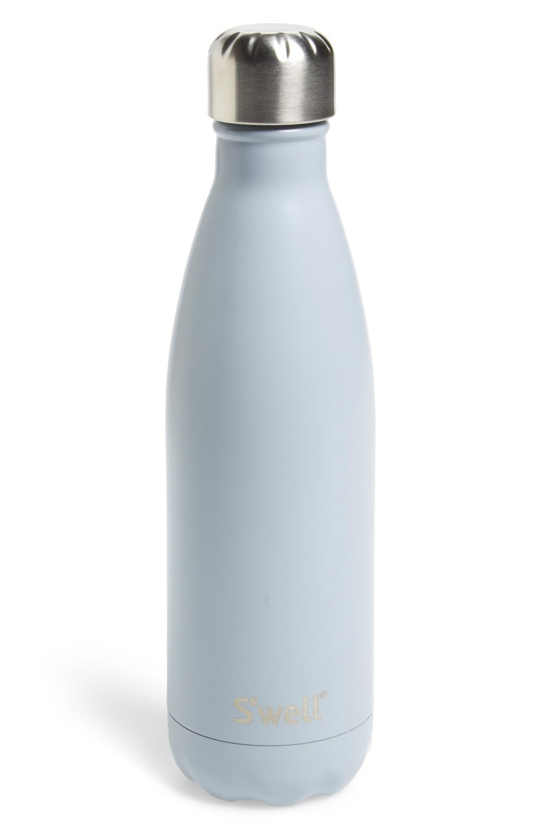 Alternate Image 1 Selected - S'well 'Satin Shadow' Insulated Stainless Steel Water Bottle