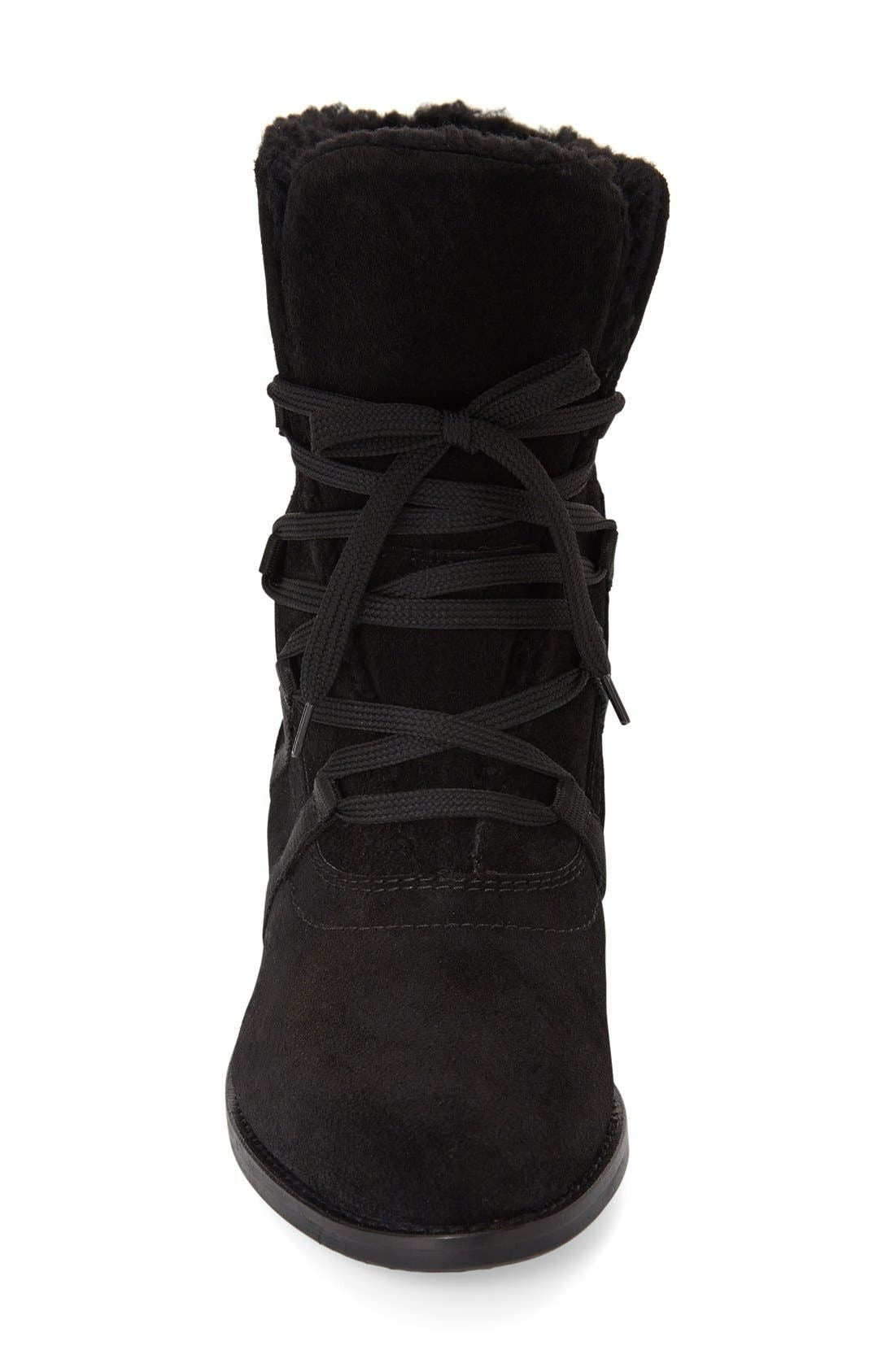 Alternate Image 3  - Sesto Meucci Waterproof Combat Boot (Women)