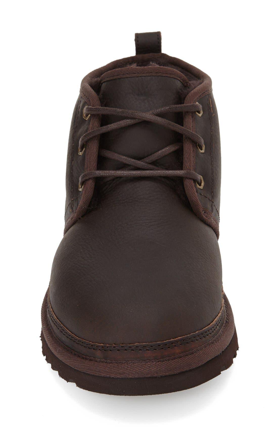 Alternate Image 3  - UGG® Neumel Chukka Boot (Men)