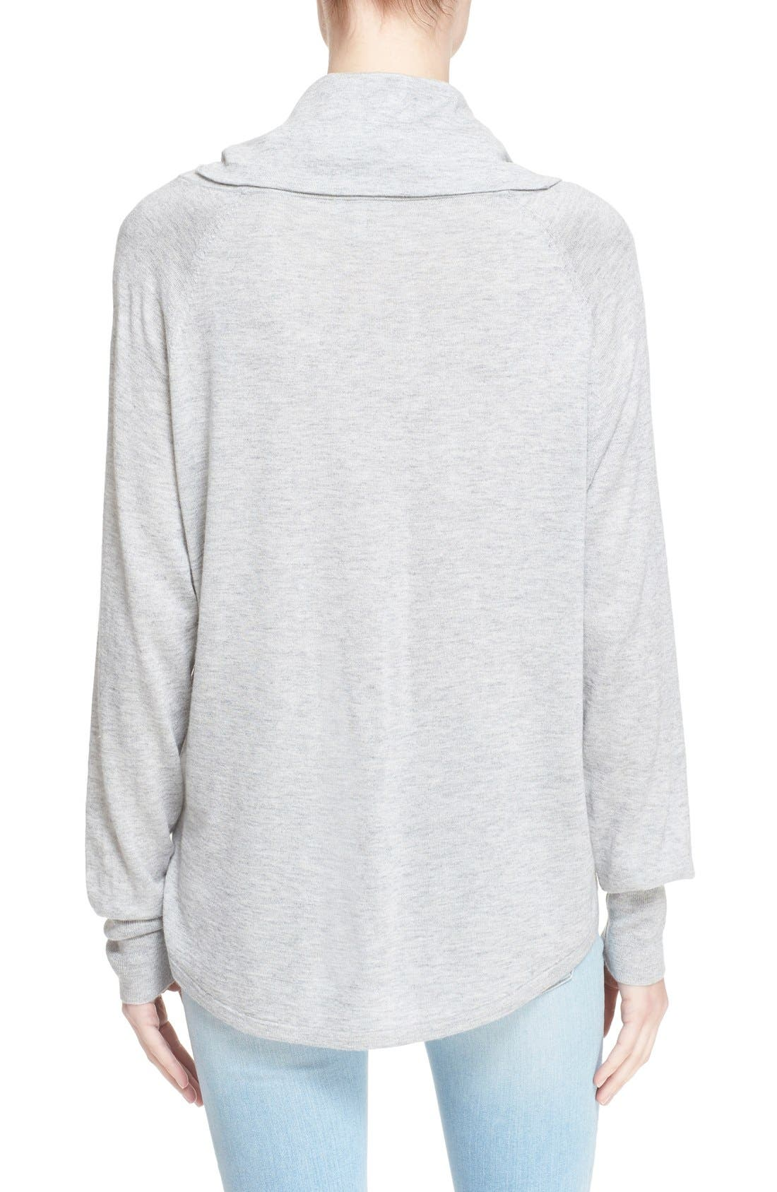 Alternate Image 2  - Joie'Wesley A' Cowl Neck Pullover