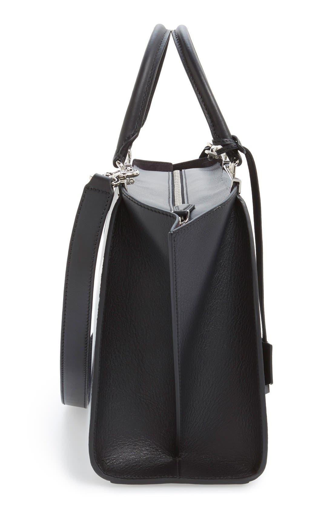 Alternate Image 5  - Fendi '3Jours' Leather Shopper