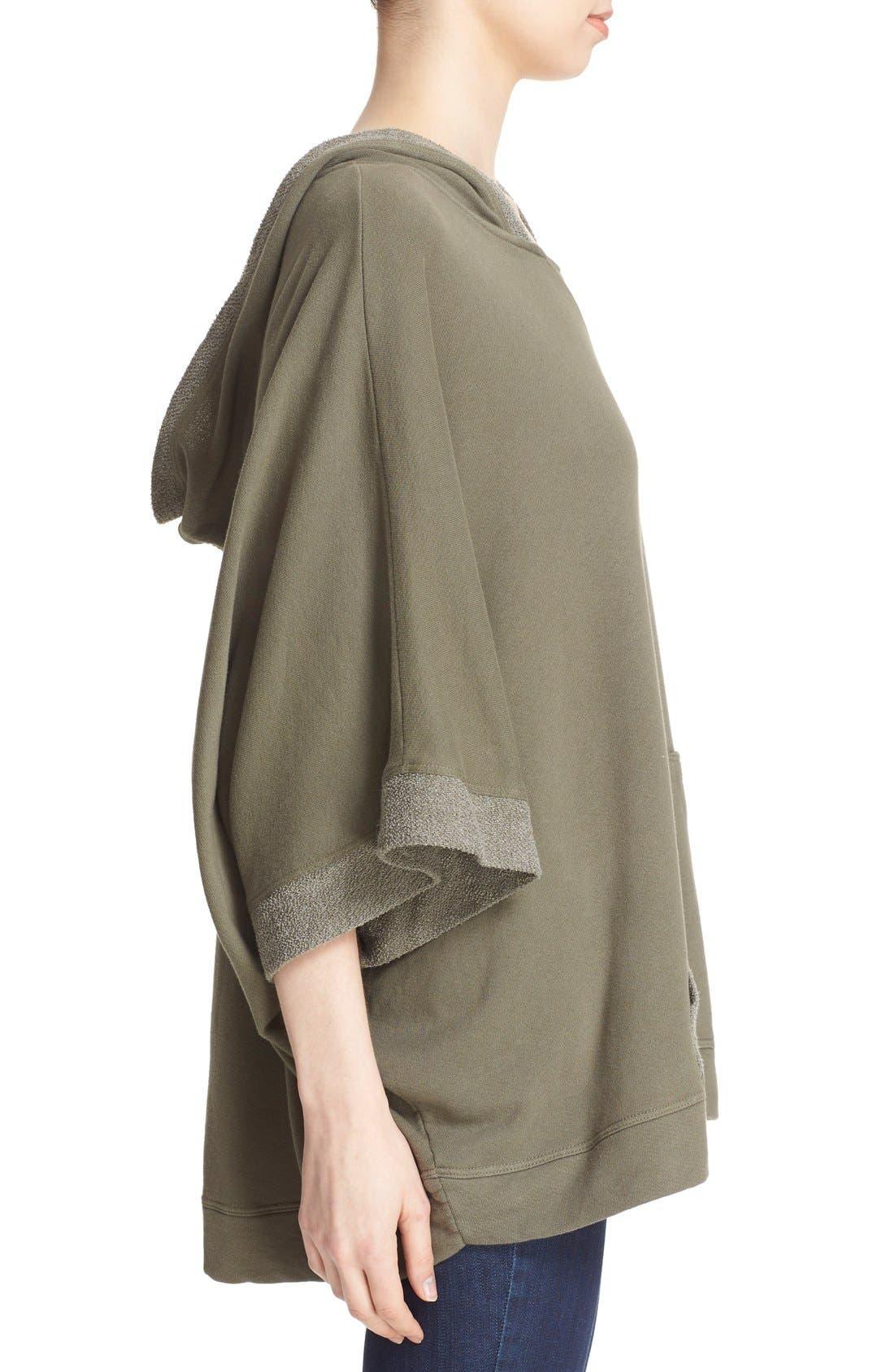 Alternate Image 3  - Soft Joie 'Kory' Boxy Hooded Pullover