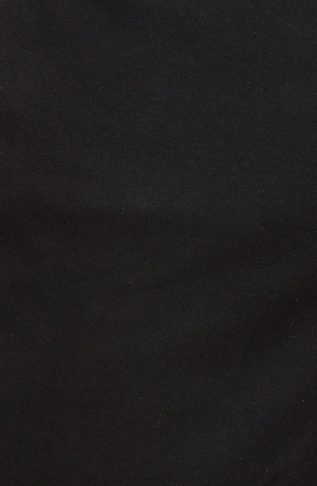 Alternate Image 5  - AG Green Label 'Graduate' Slim Straight Leg Golf Pants