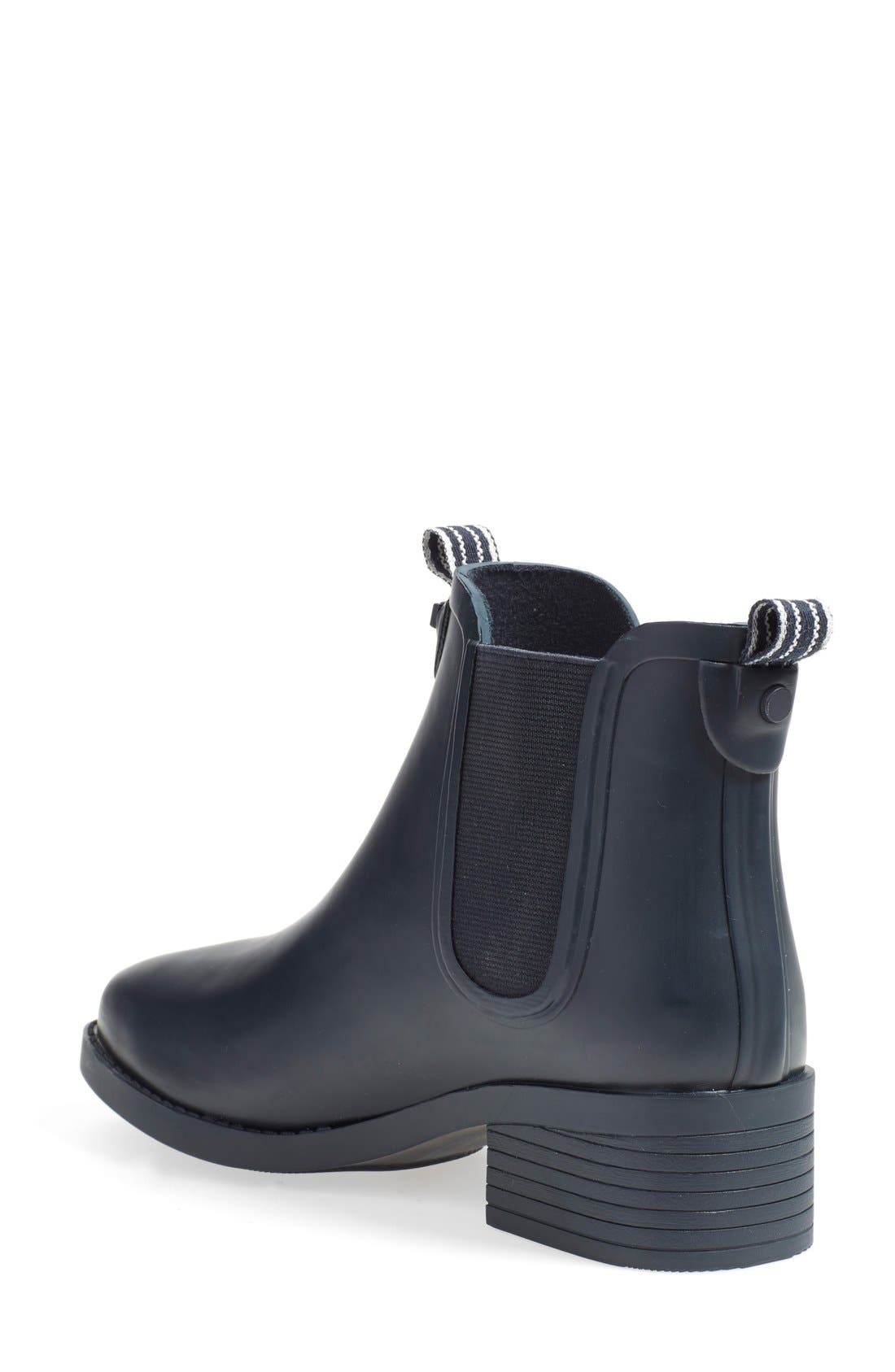 Alternate Image 2  - Tory Burch Chelsea Rain Boot (Women)