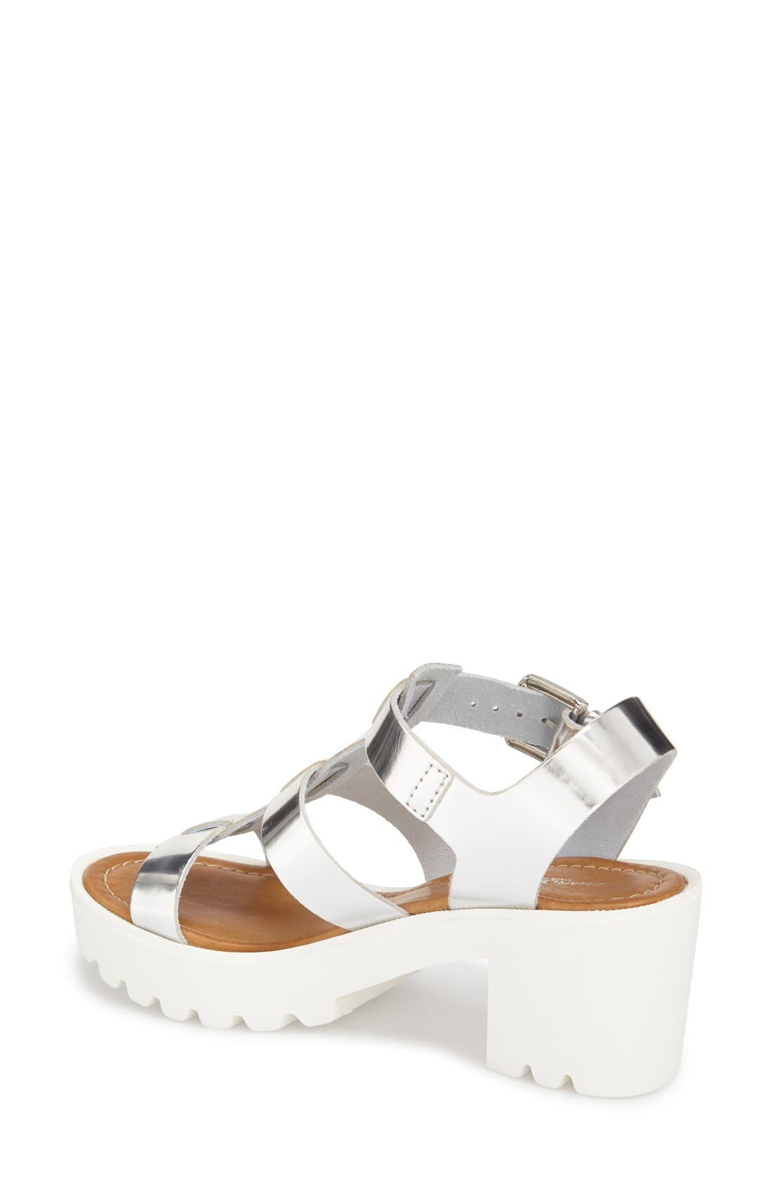Alternate Image 2  - Charles David 'Bella' Platform Sandal (Women)