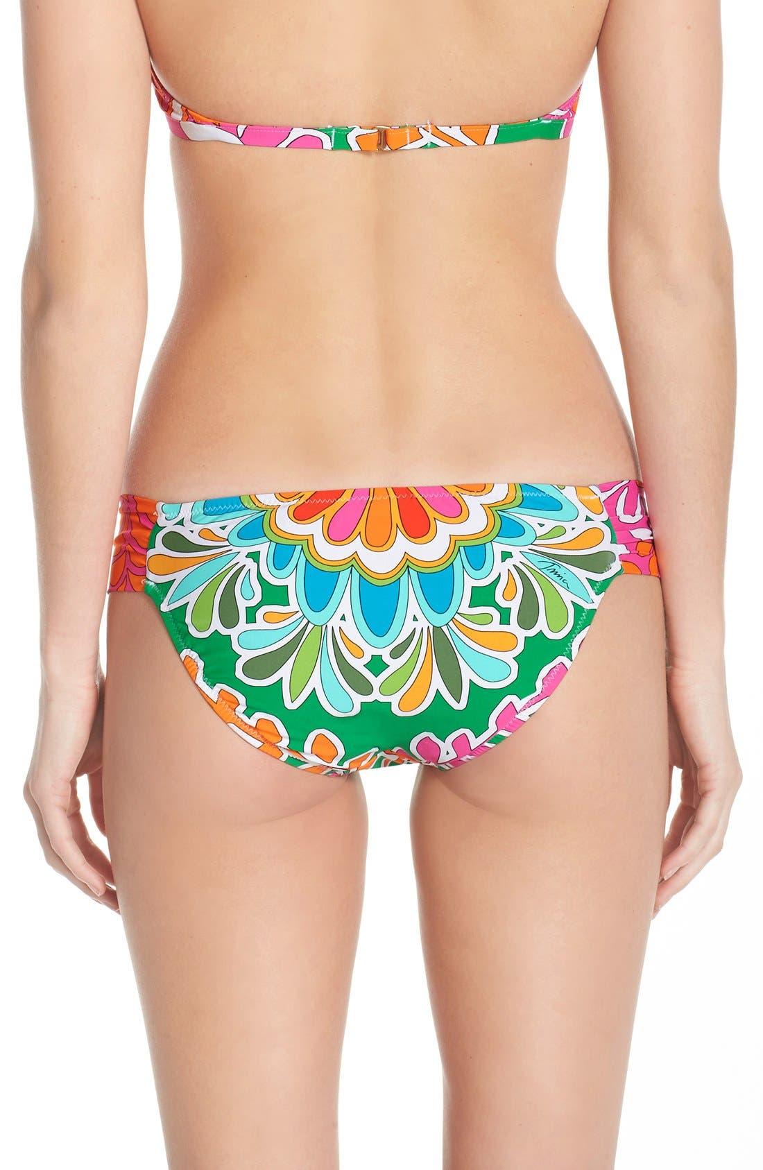 Alternate Image 2  - Trina Turk 'Tamarindo' Hipster Bikini Bottoms
