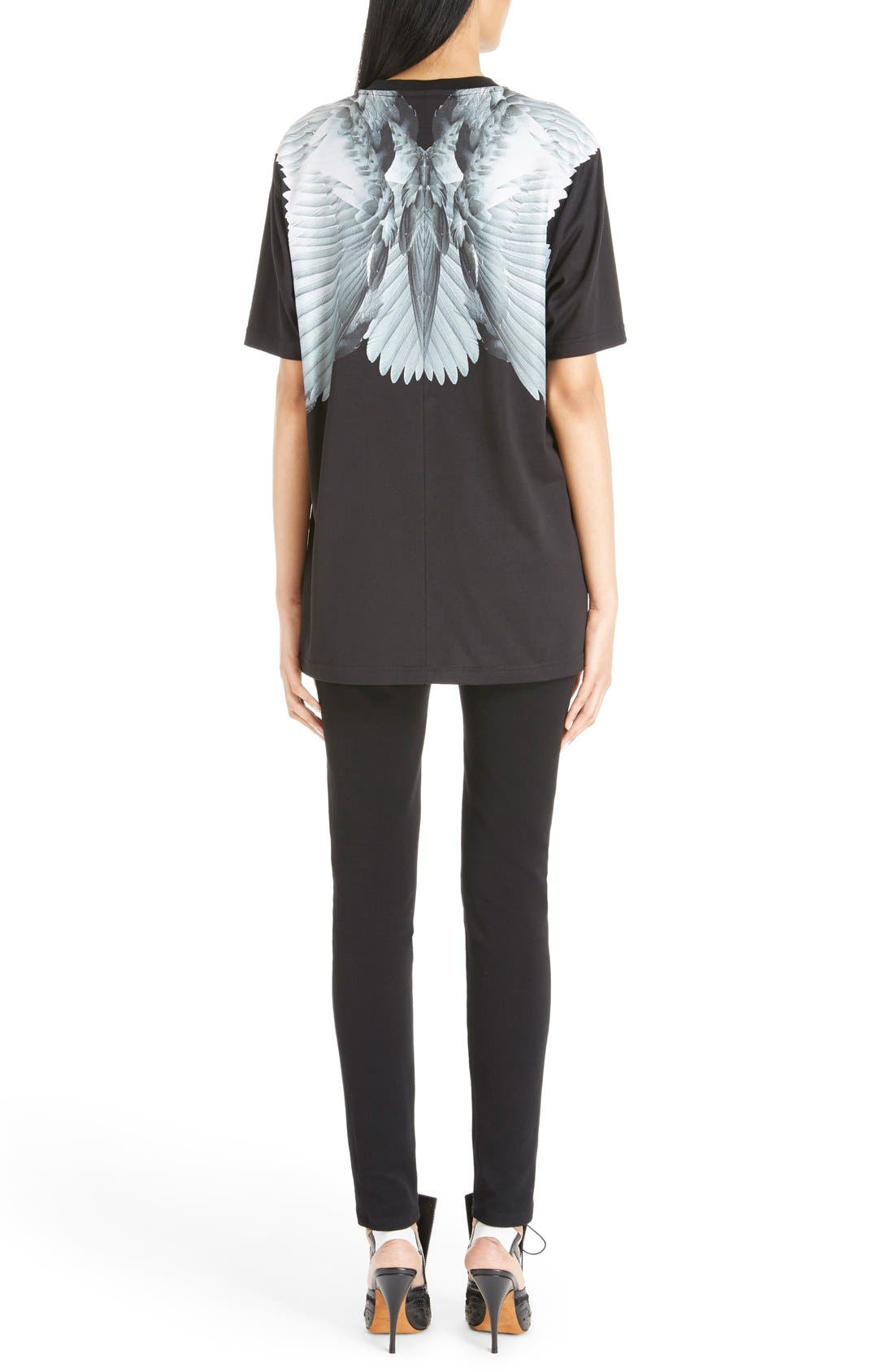Alternate Image 2  - Givenchy 'Wing' Cotton Tee