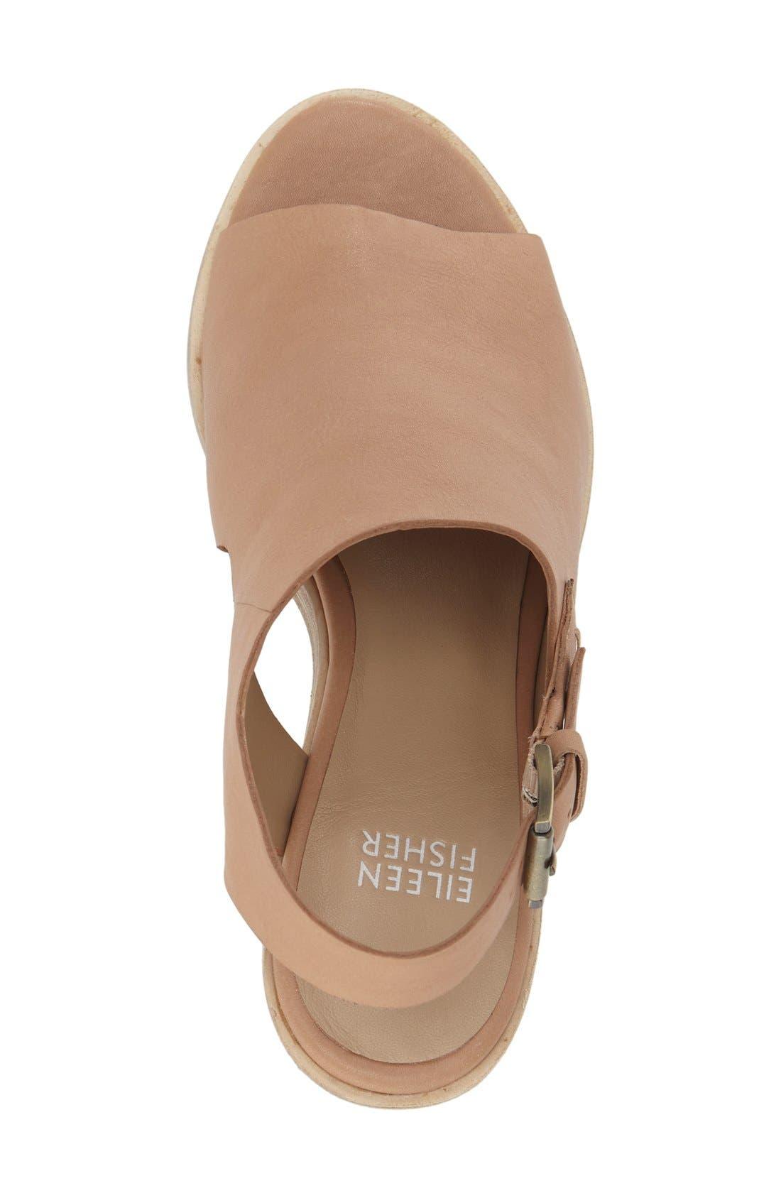 Alternate Image 3  - Eileen Fisher 'Glance' Sandal (Women)