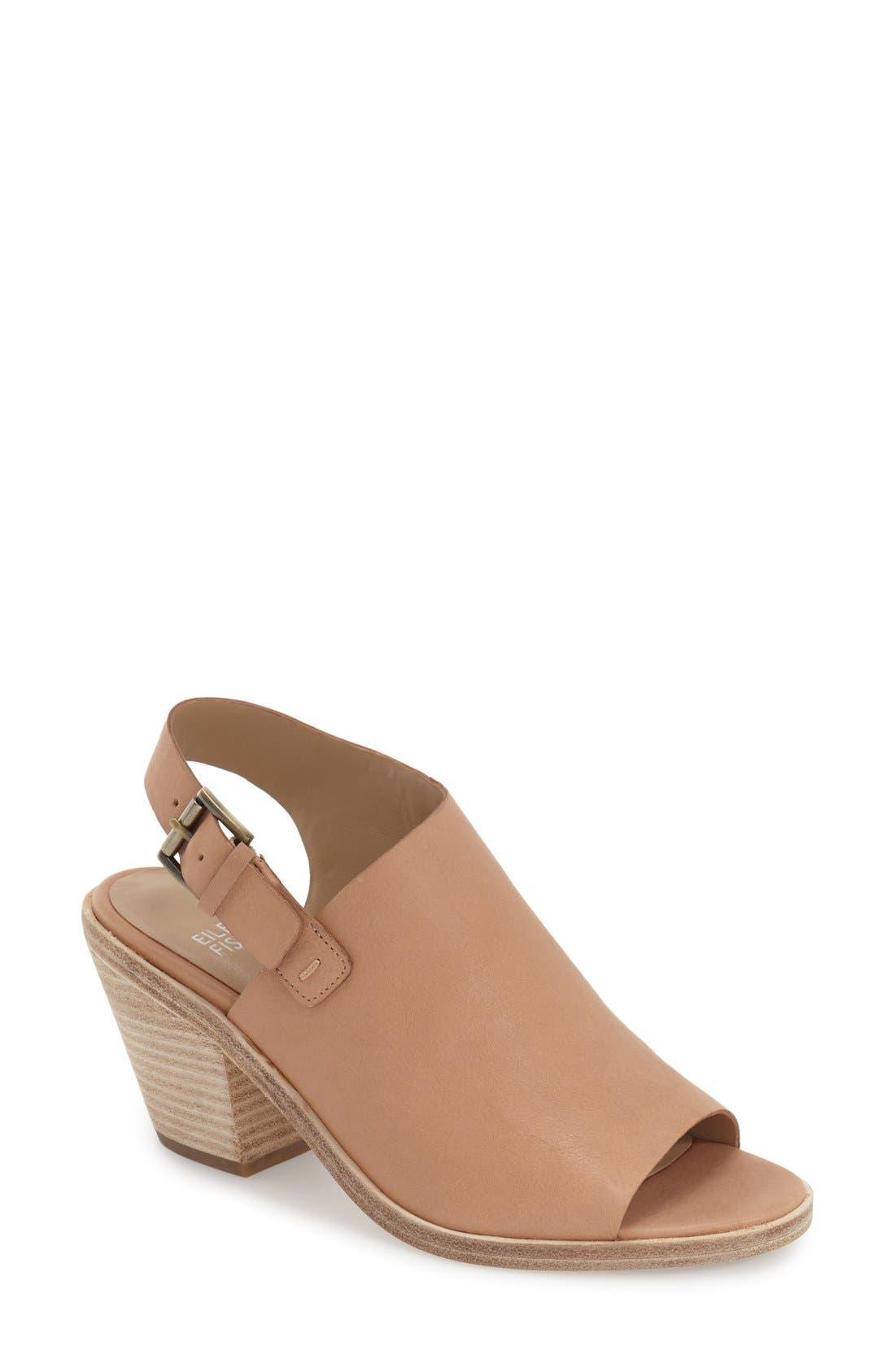 Alternate Image 1 Selected - Eileen Fisher 'Glance' Sandal (Women)
