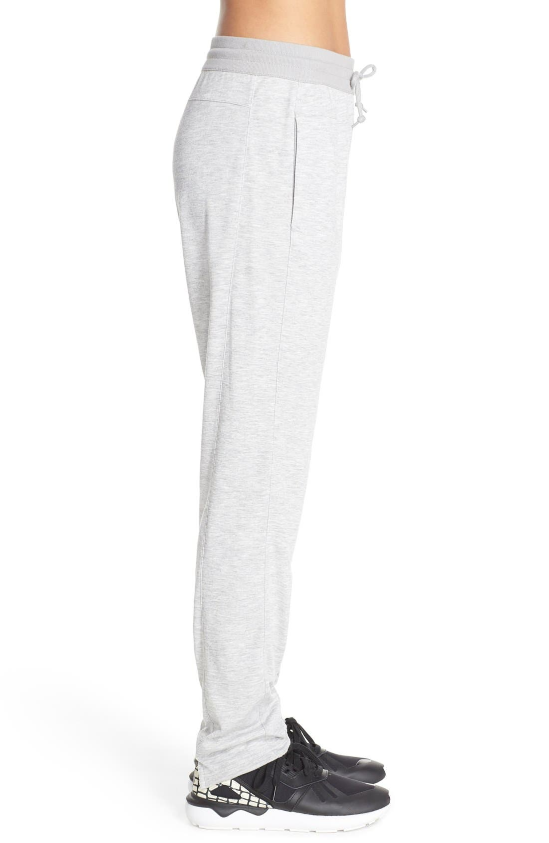 Alternate Image 3  - adidas '2Love' Tapered Sweatpants