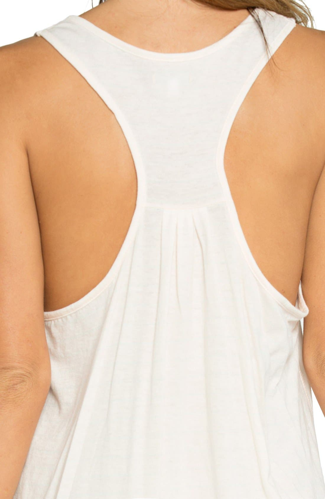 Alternate Image 3  - TAVIK 'Mila' Knit Racerback Dress