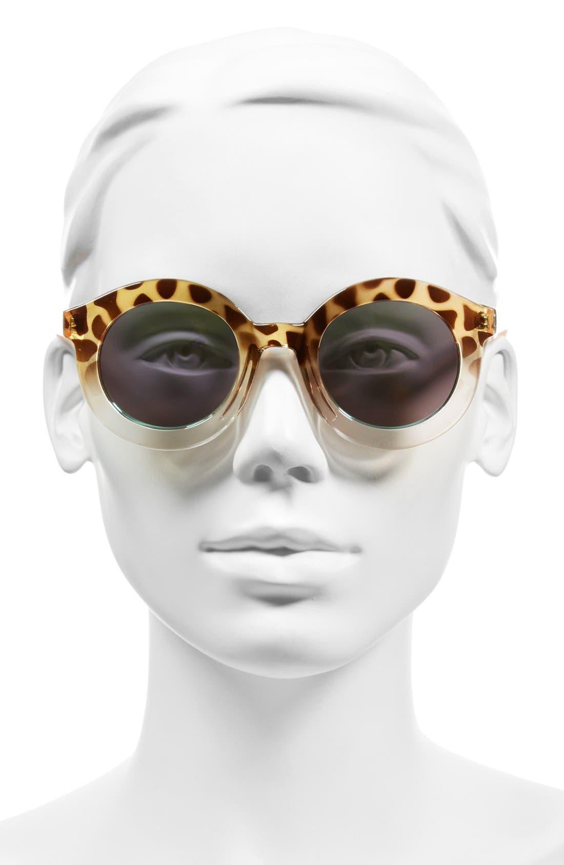 Alternate Image 2  - A.J. Morgan 'Dingdong' 44mm Sunglasses