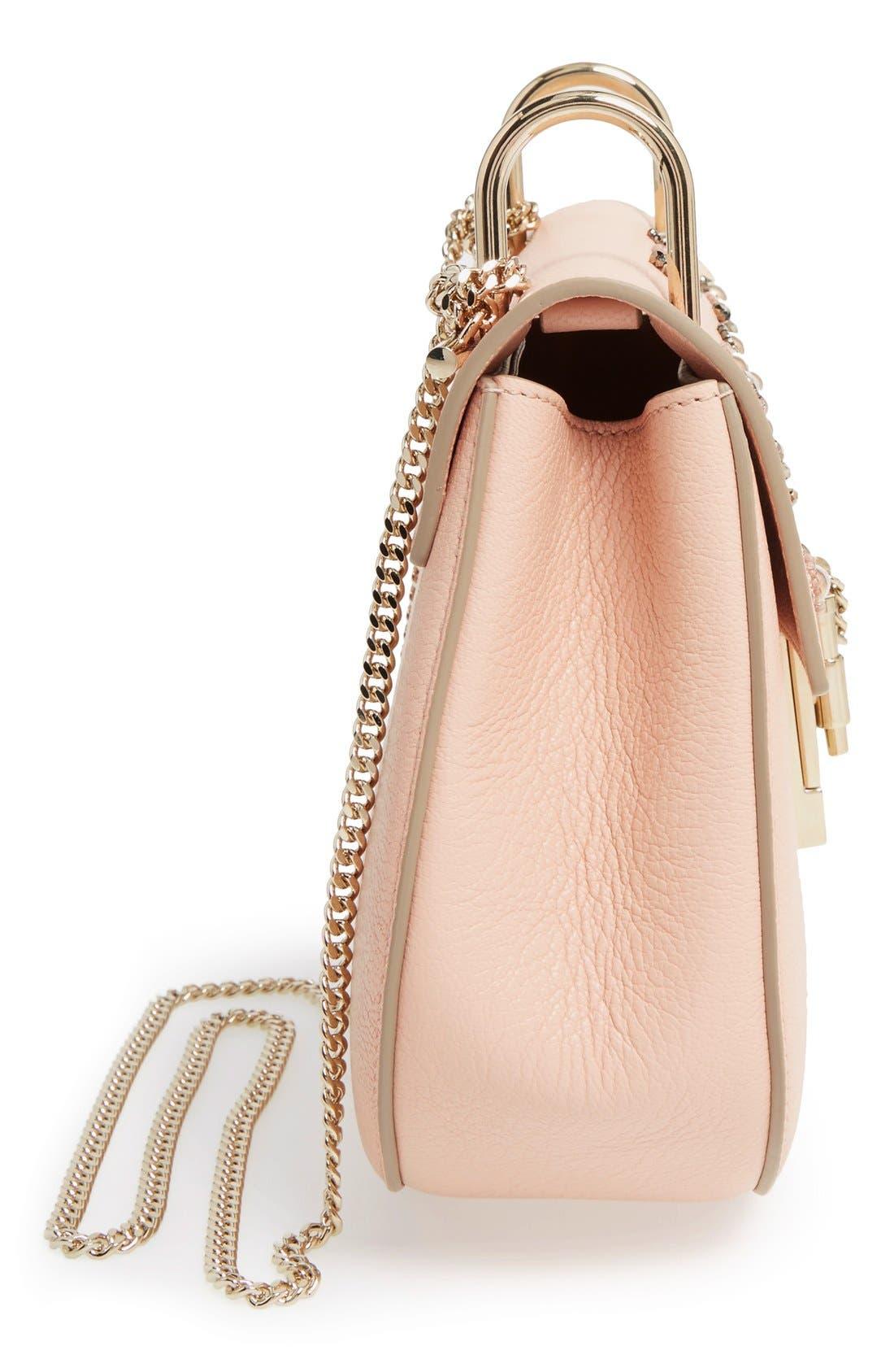 Alternate Image 5  - Chloé 'Small Drew' Goatskin Leather Shoulder Bag