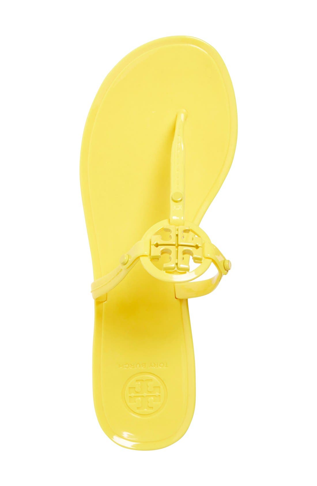 Alternate Image 3  - Tory Burch Jelly Thong Sandal (Women)