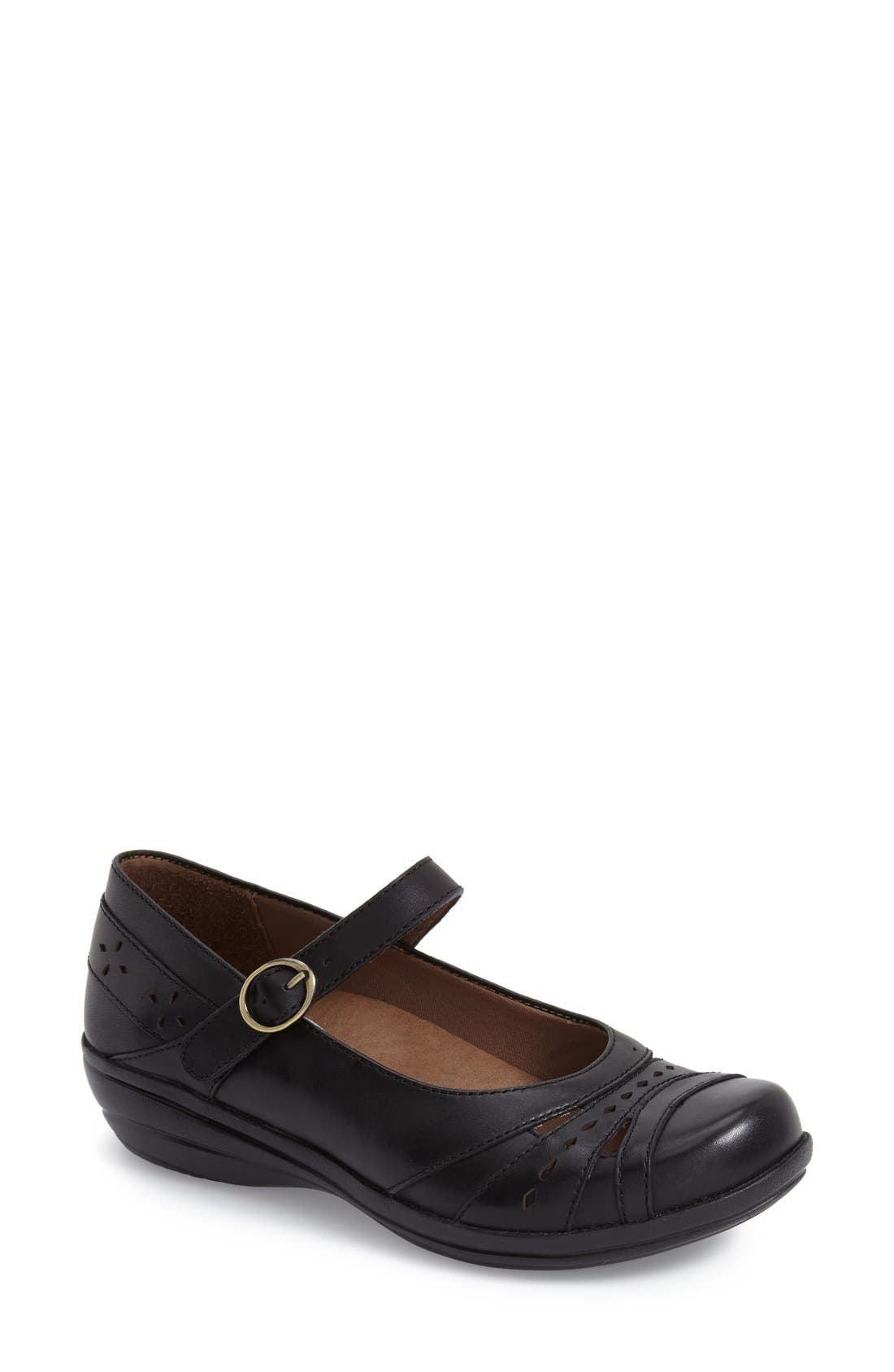 DANSKO 'Mathilda' Mary Jane Wedge