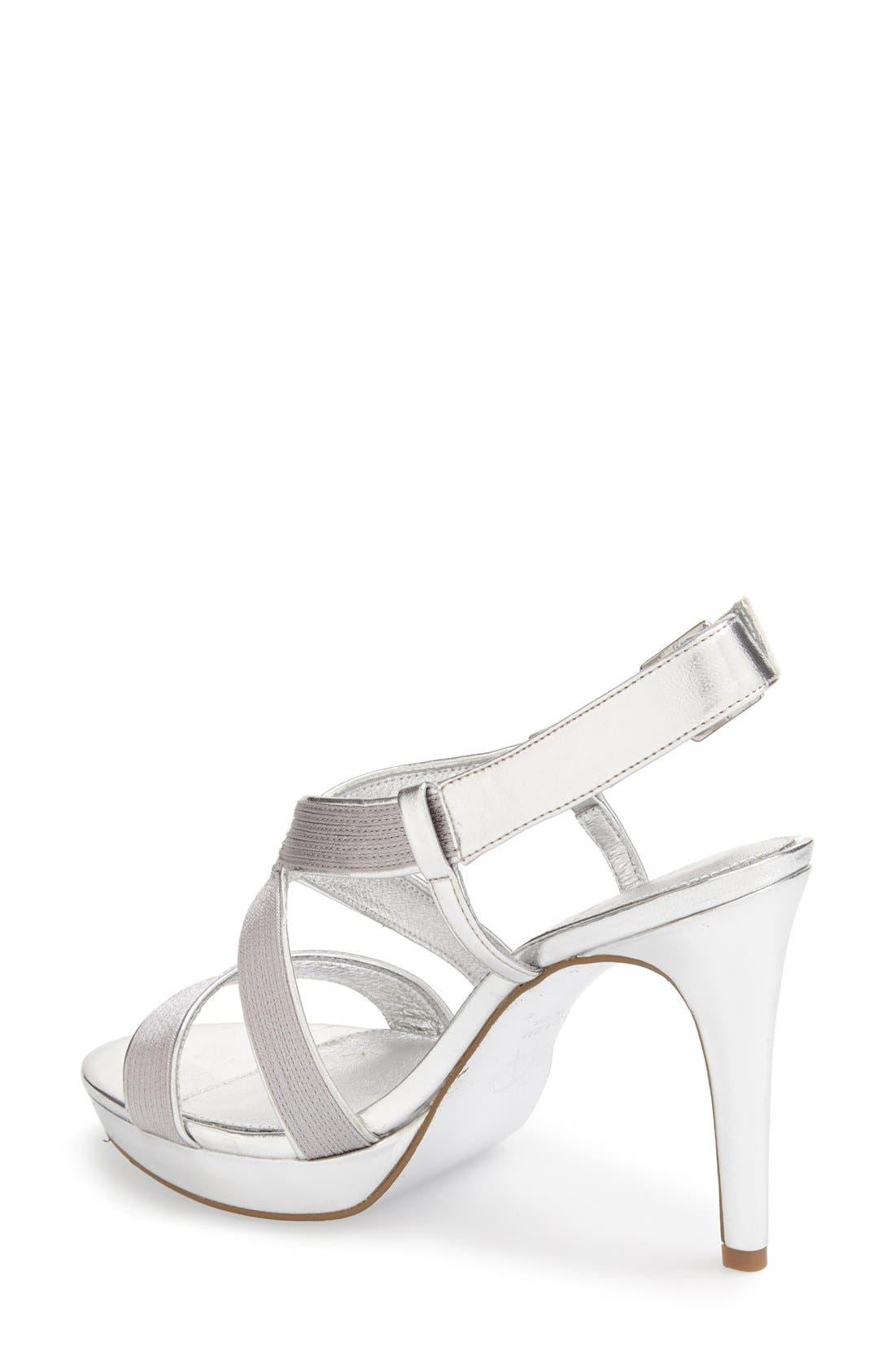 Alternate Image 2  - Adrianna Papell 'Anette' Platform Sandal (Women)
