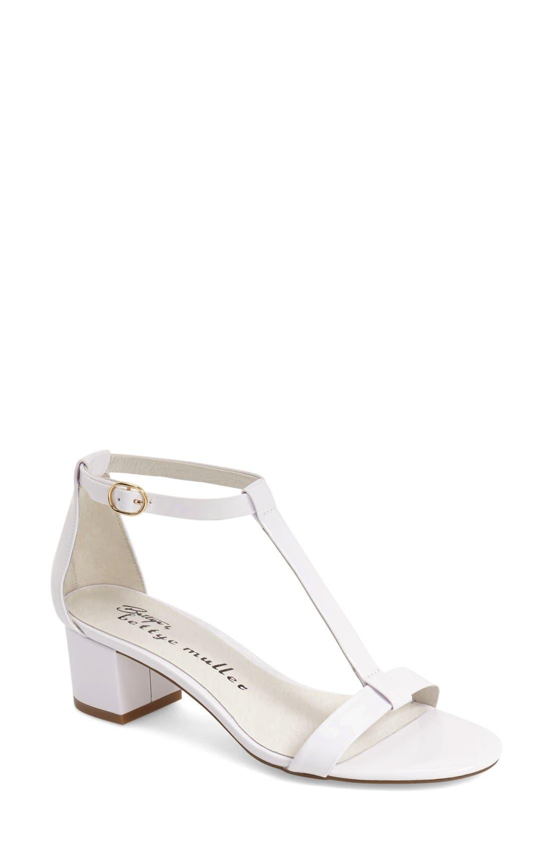 Alternate Image 1 Selected - Bettye by Bettye Muller 'Boutique' Sandal (Women)
