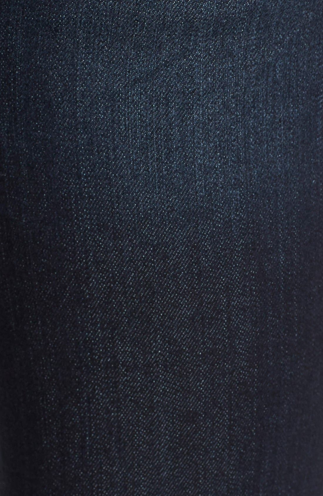 Alternate Image 5  - Wit & Wisdom 'Ab Solution' Stretch Ankle Skinny Jeans (Regular & Petite) (Nordstrom Exclusive)