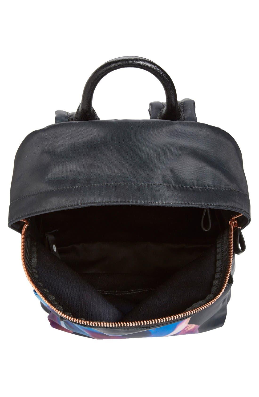 Alternate Image 4  - Ted Baker London 'Cosmic Bloom' Backpack