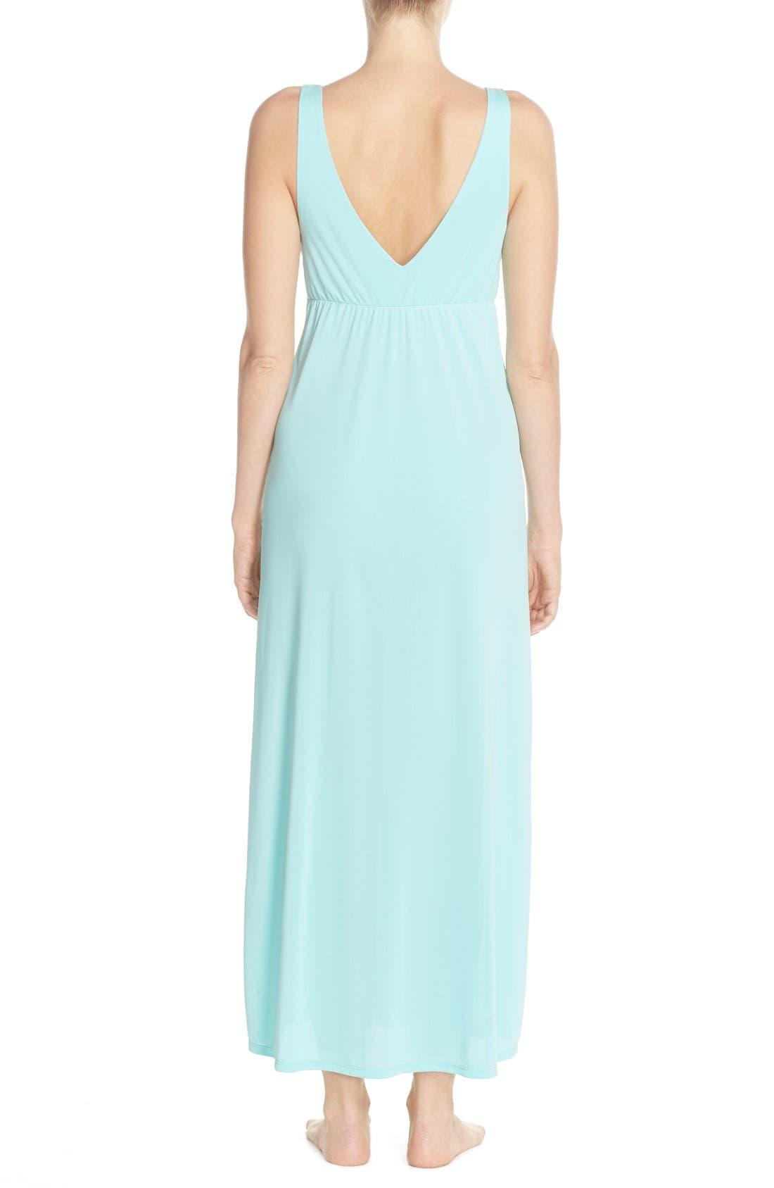 Alternate Image 2  - Natori 'Aphrodite' Gown