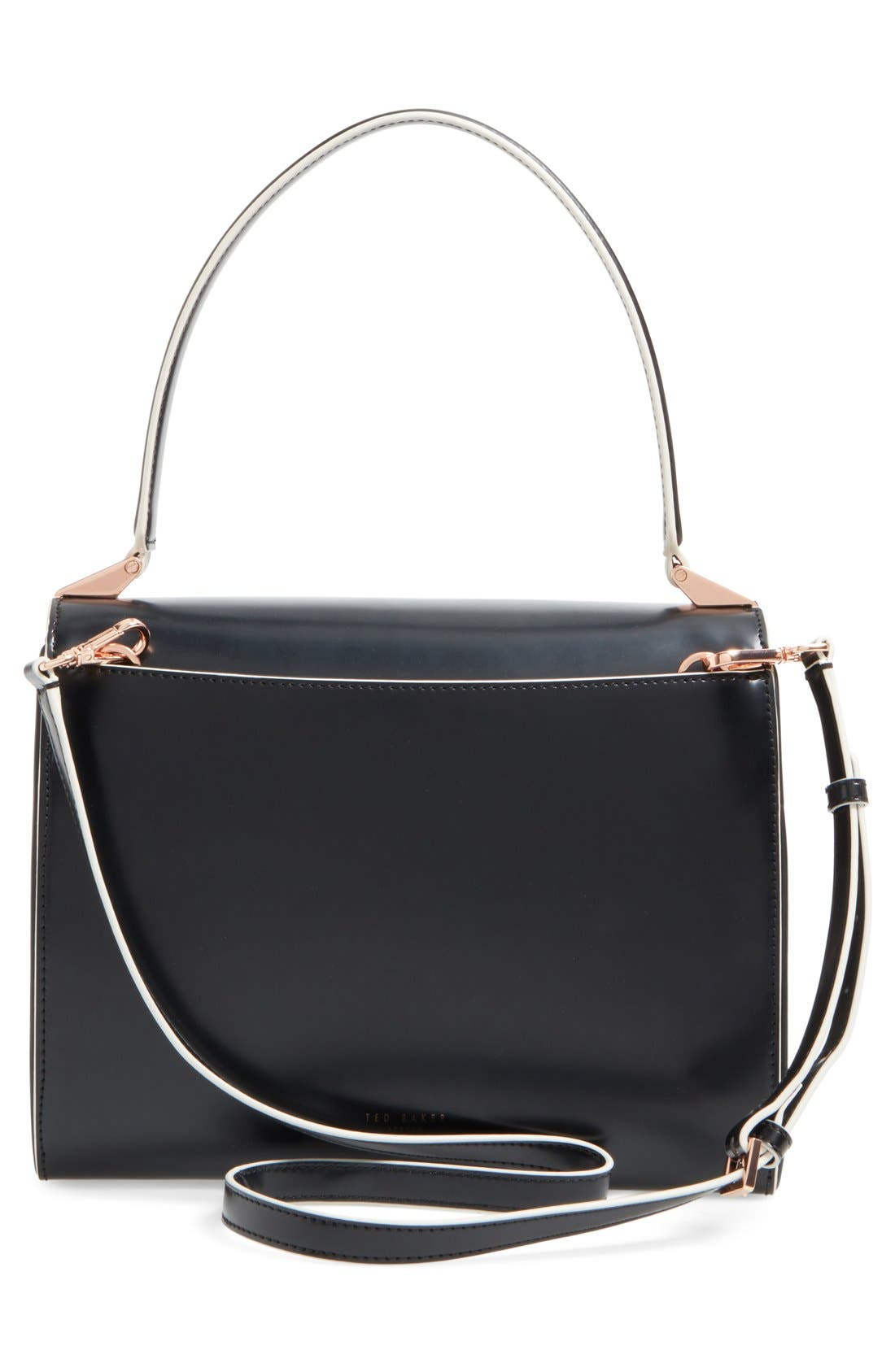 Alternate Image 3  - Ted Baker London Leather Shoulder Bag