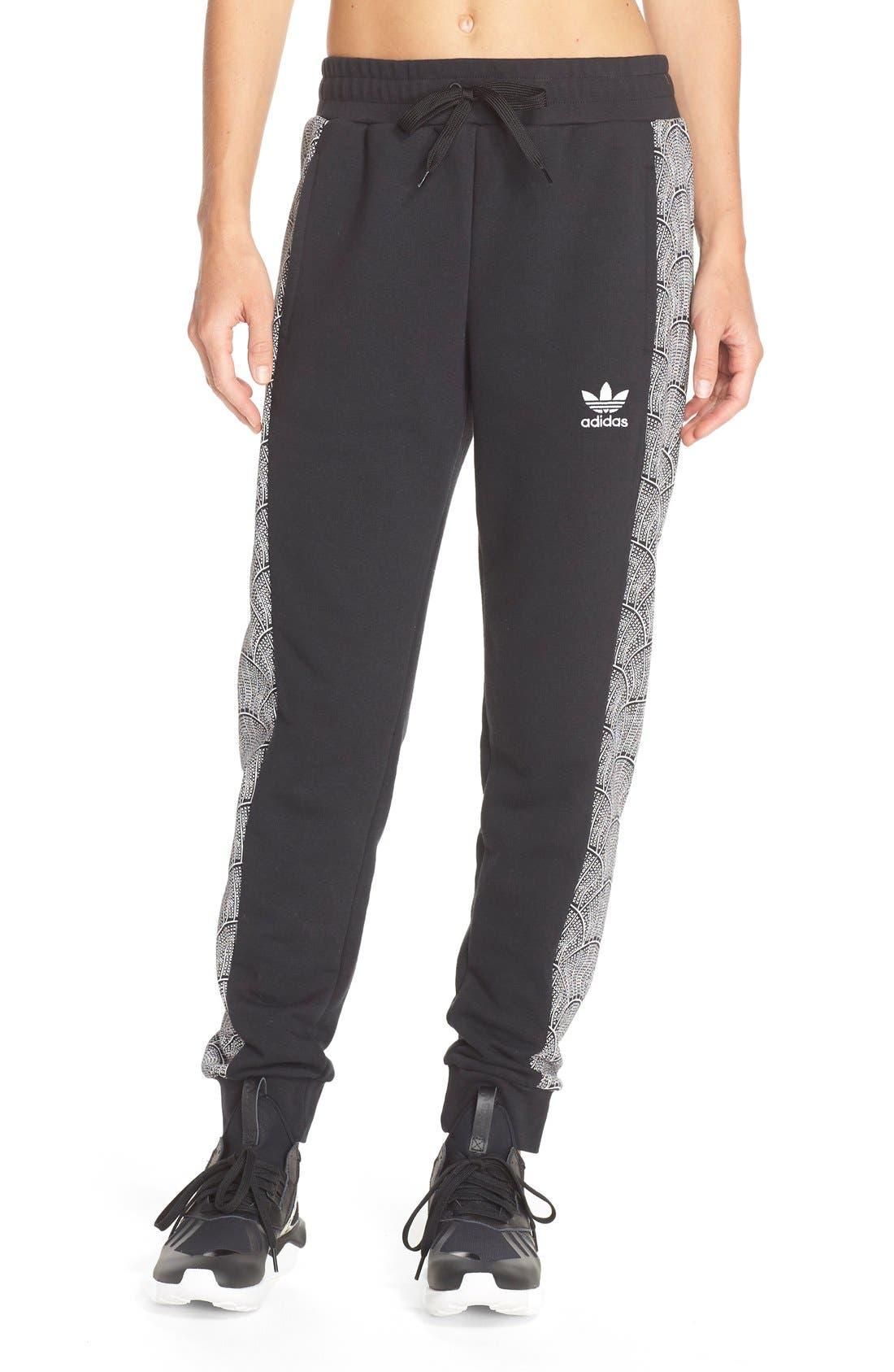 Alternate Image 1 Selected - adidas Originals 'Shell Tile' Track Pants