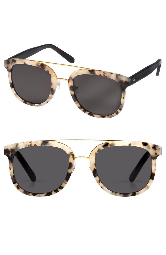Krewe Cl 10 53mm Sunglasses Nordstrom