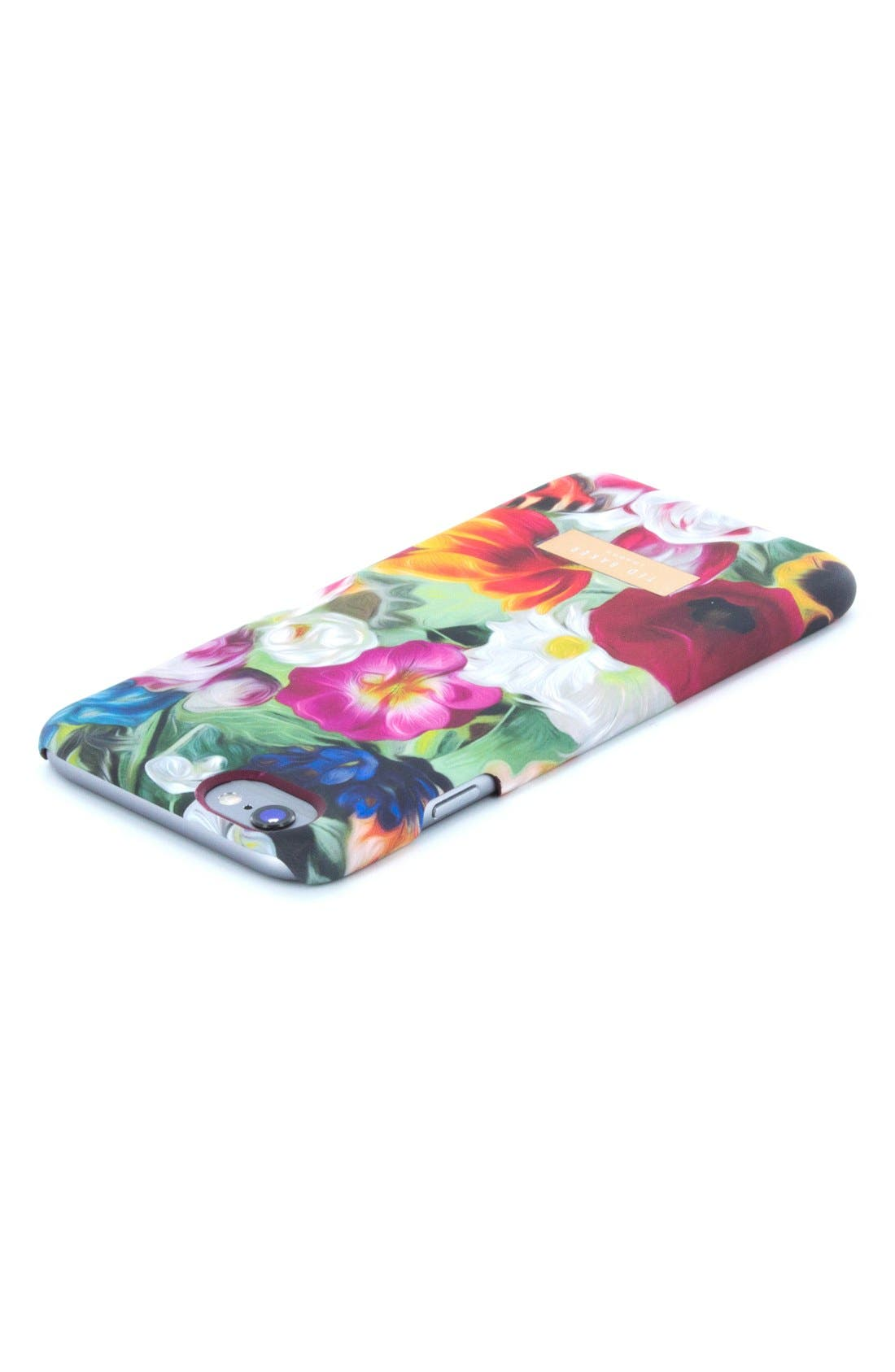 Alternate Image 3  - Ted Baker London iPhone Floral Swirl 6/6s Case